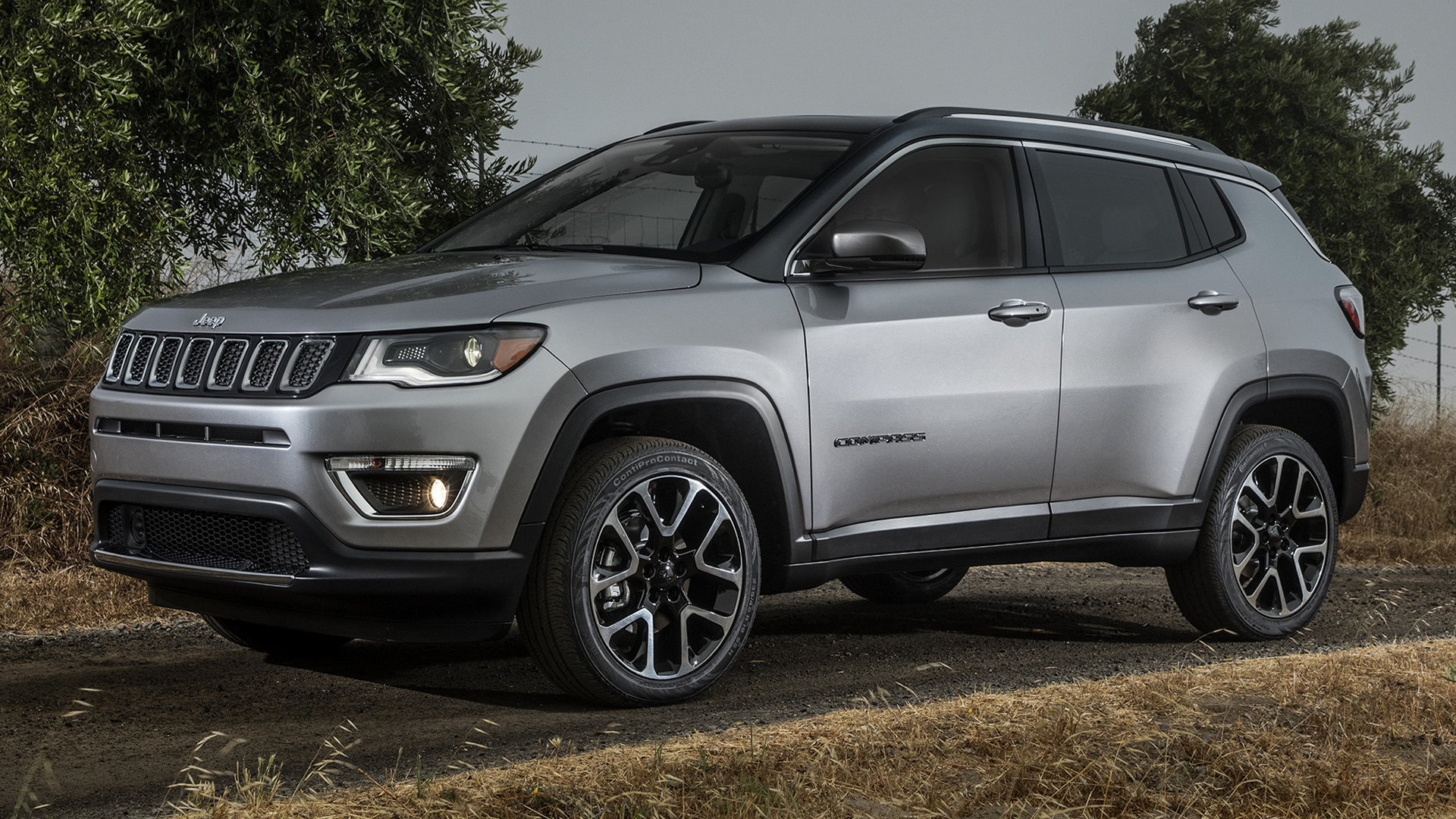 2017 Jeep Compass Limited Wallpapers And Hd Images Car