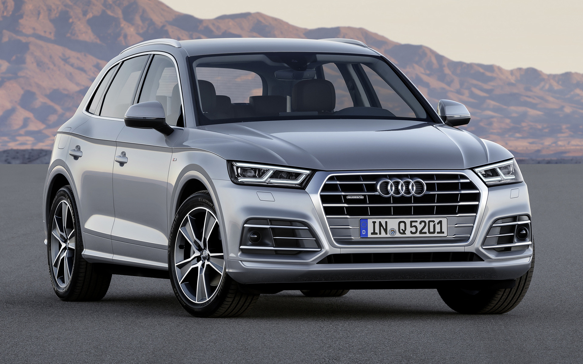 2016 Audi Q5 >> Audi Q5 S line (2017) Wallpapers and HD Images - Car Pixel