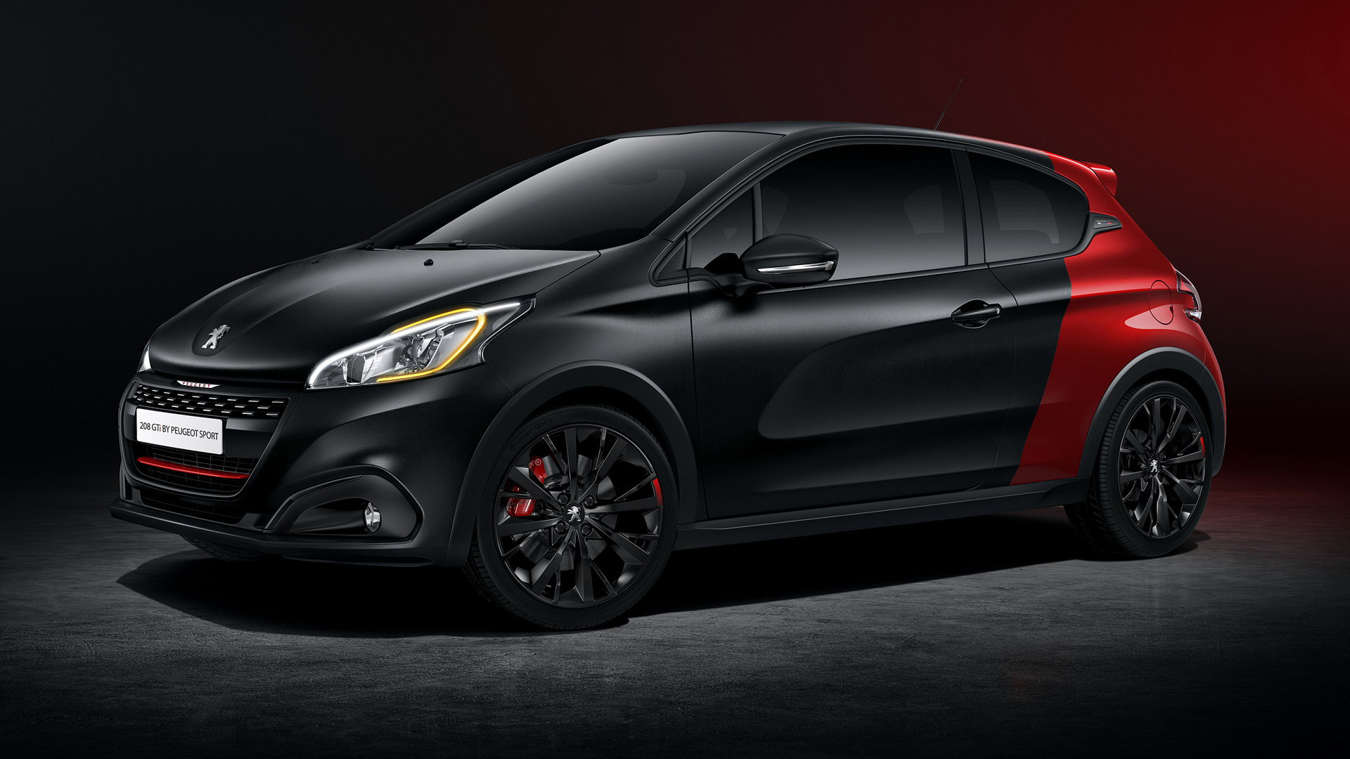 ... 208 GTi by Peugeot Sport (2015) Wallpapers and HD Images - Car Pixel