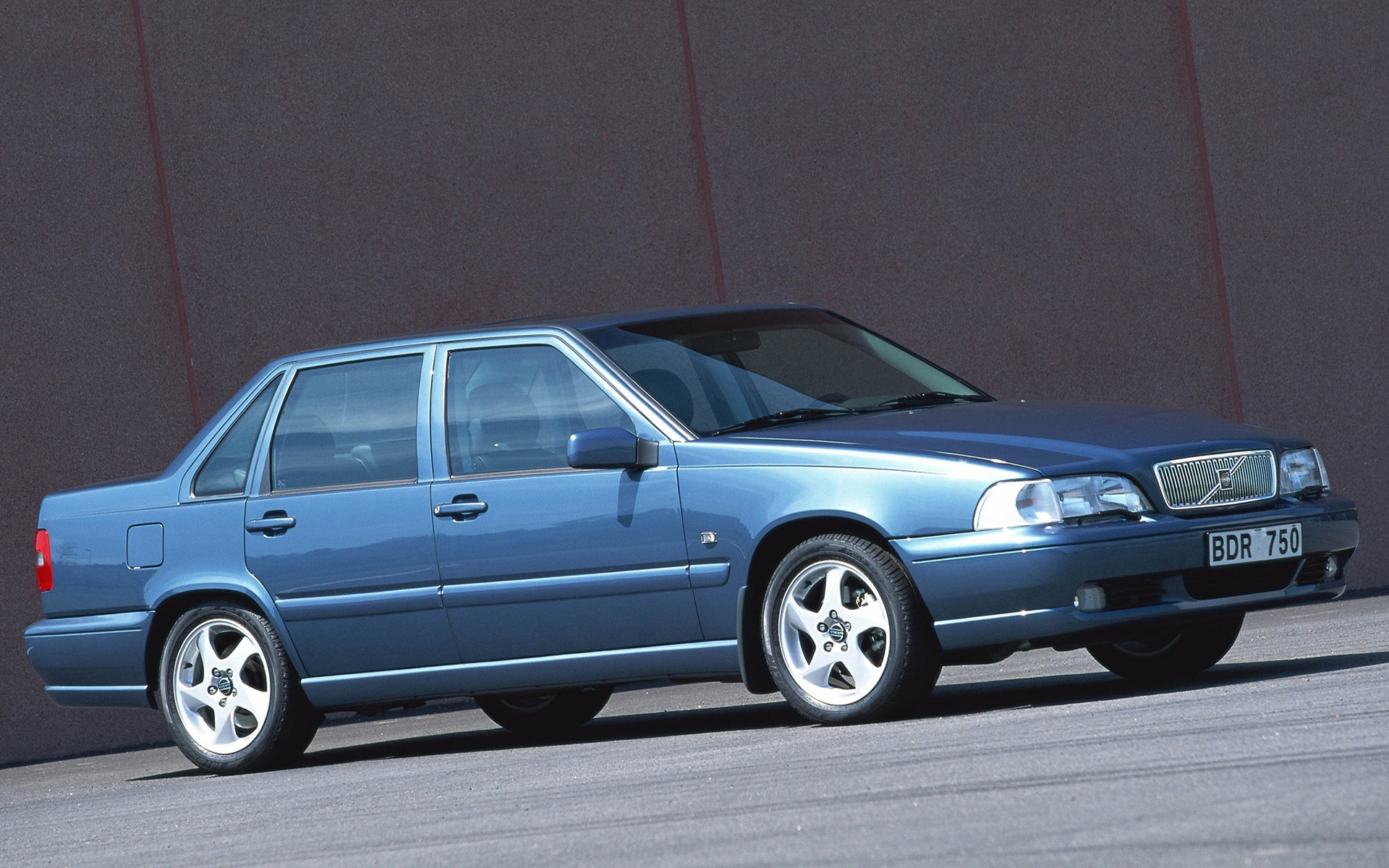 1997 Volvo S70 - Wallpapers and HD Images | Car Pixel