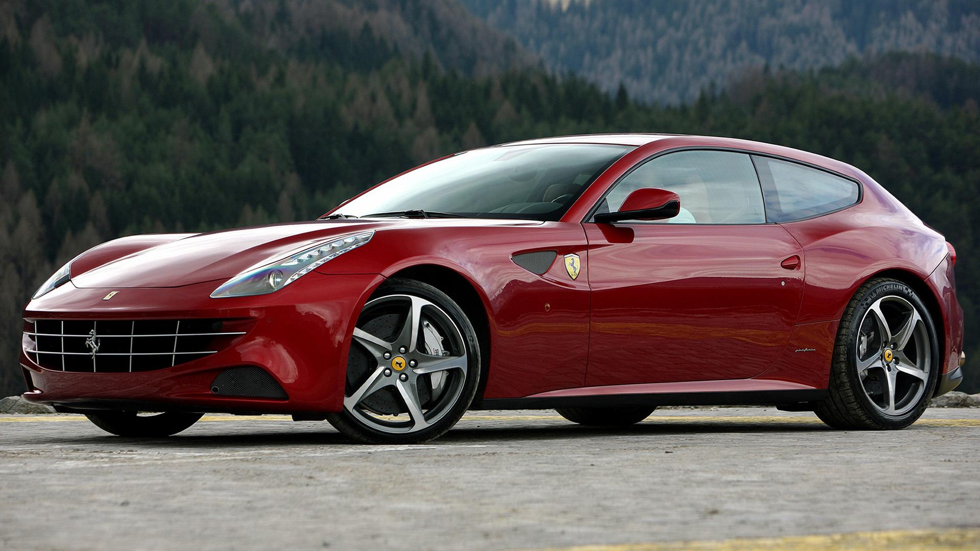 2011 Ferrari Ff Wallpapers And Hd Images Car Pixel