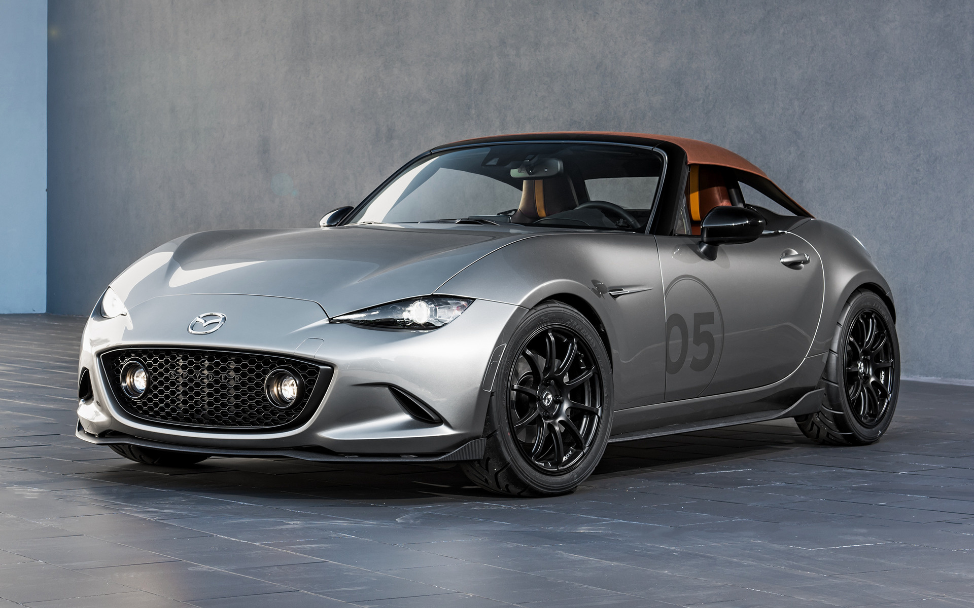 Mazda Mx 5 Spyder Concept 2015 Wallpapers And Hd Images