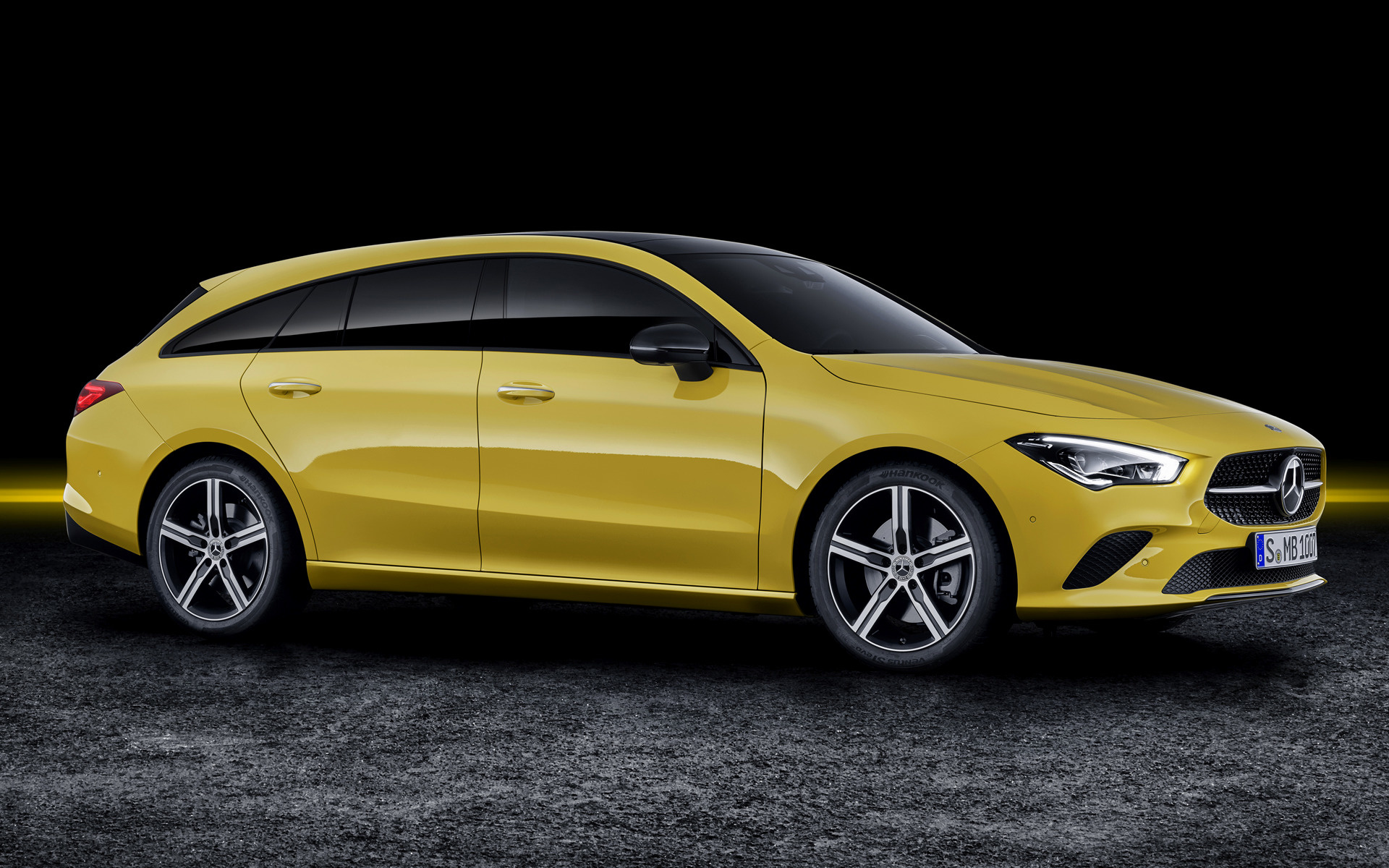 2019 mercedes benz cla class shooting brake wallpapers. Black Bedroom Furniture Sets. Home Design Ideas