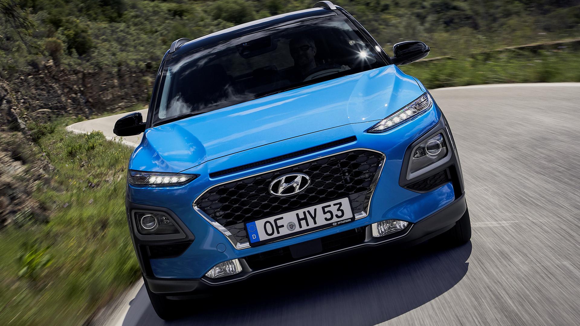 2019 Hyundai Kona Hybrid - Wallpapers And HD Images