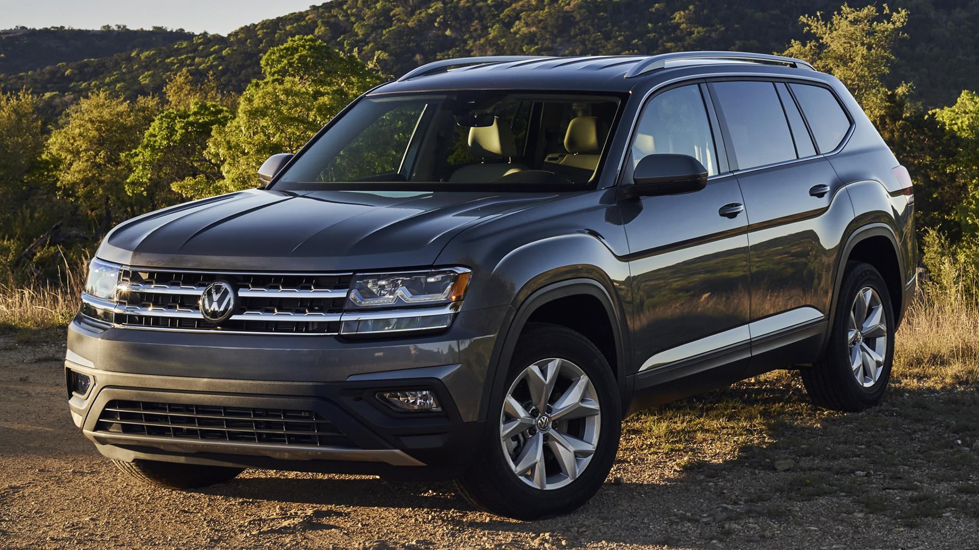 Volkswagen Atlas (2017) Wallpapers and HD Images - Car Pixel