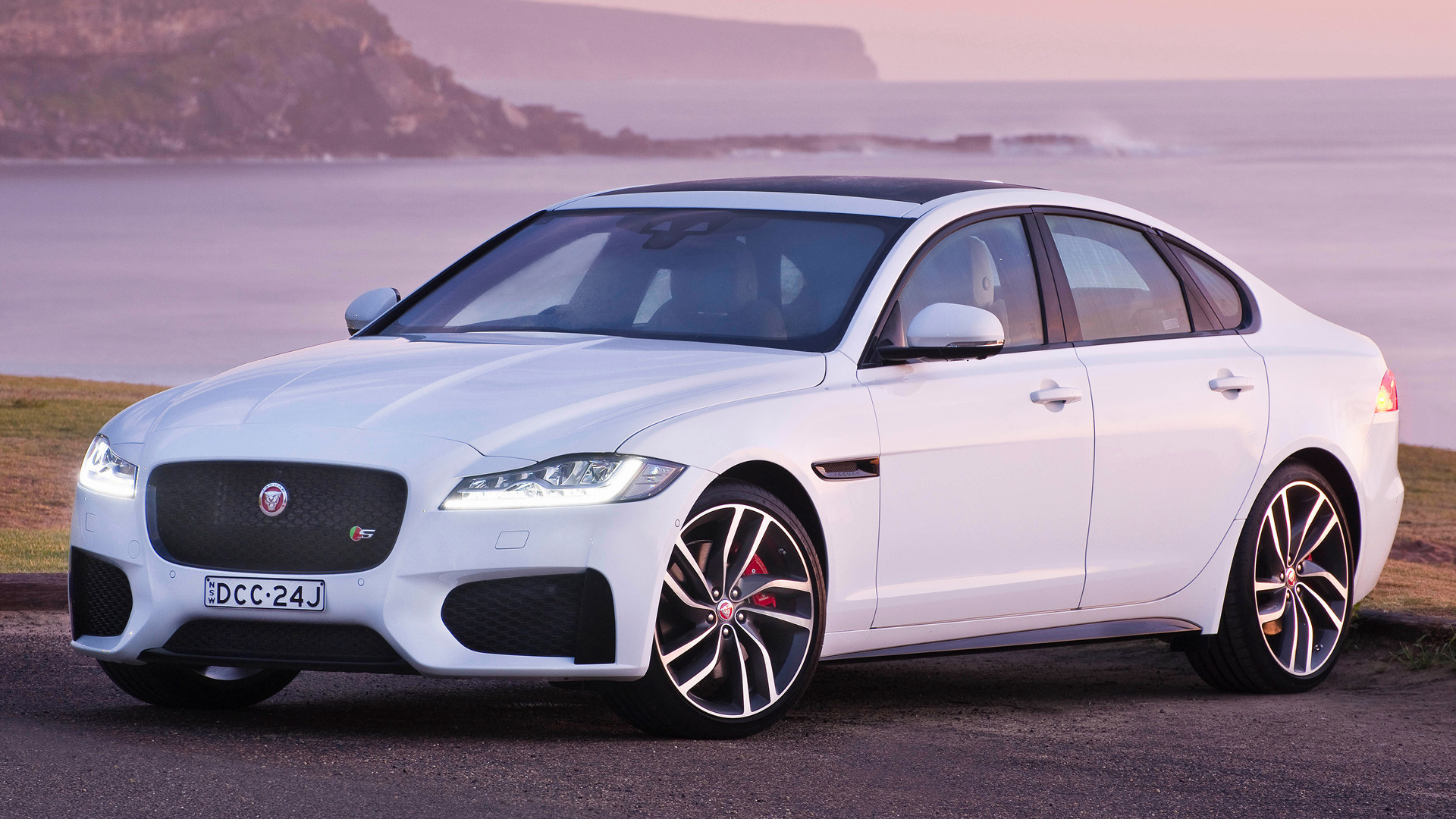 Jaguar XF S (2016) AU Wallpapers And HD Images