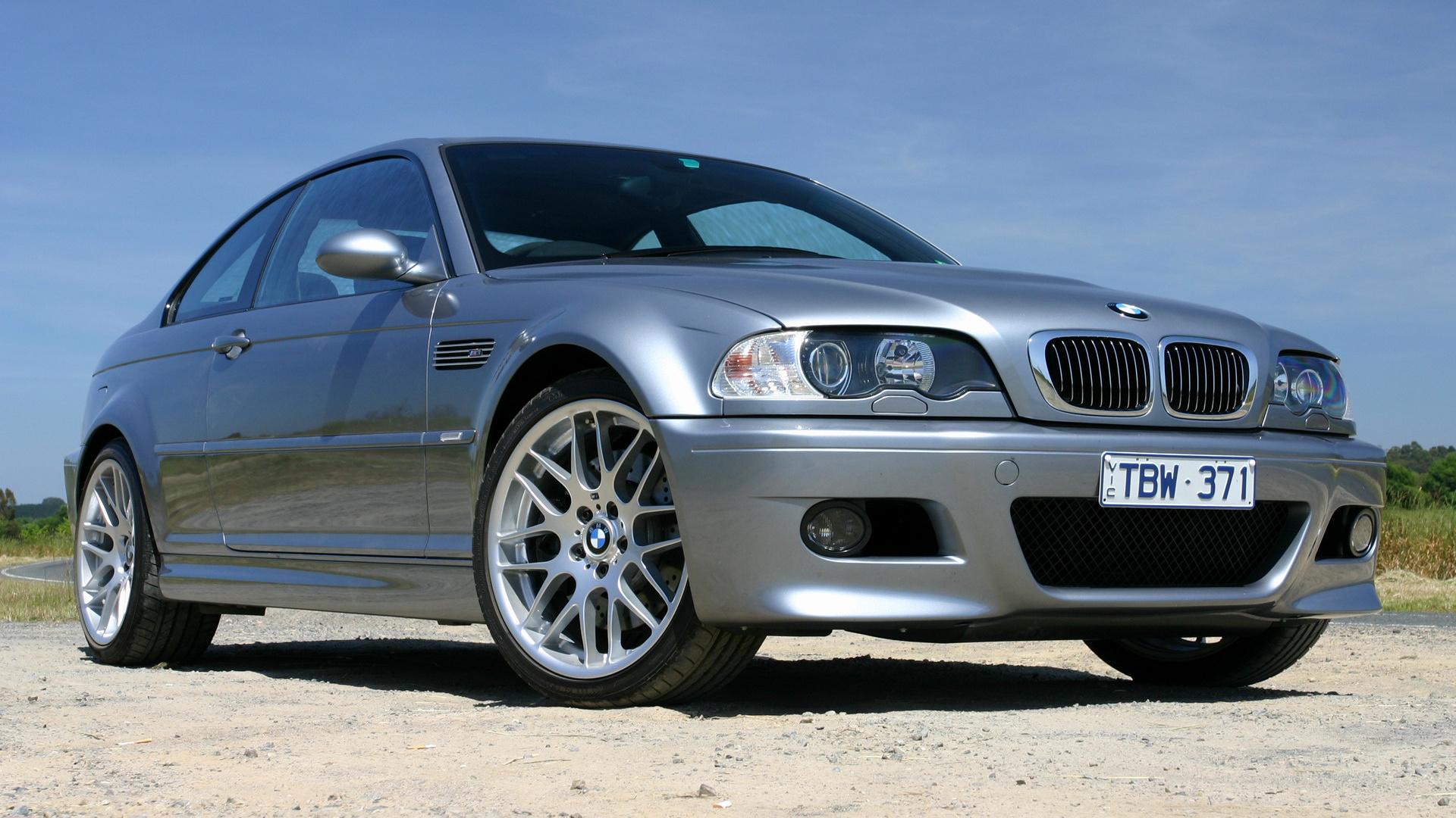 2005 Bmw M3 Coupe Competition Package Au Fondos De Pantalla E Imagenes En Hd Car Pixel