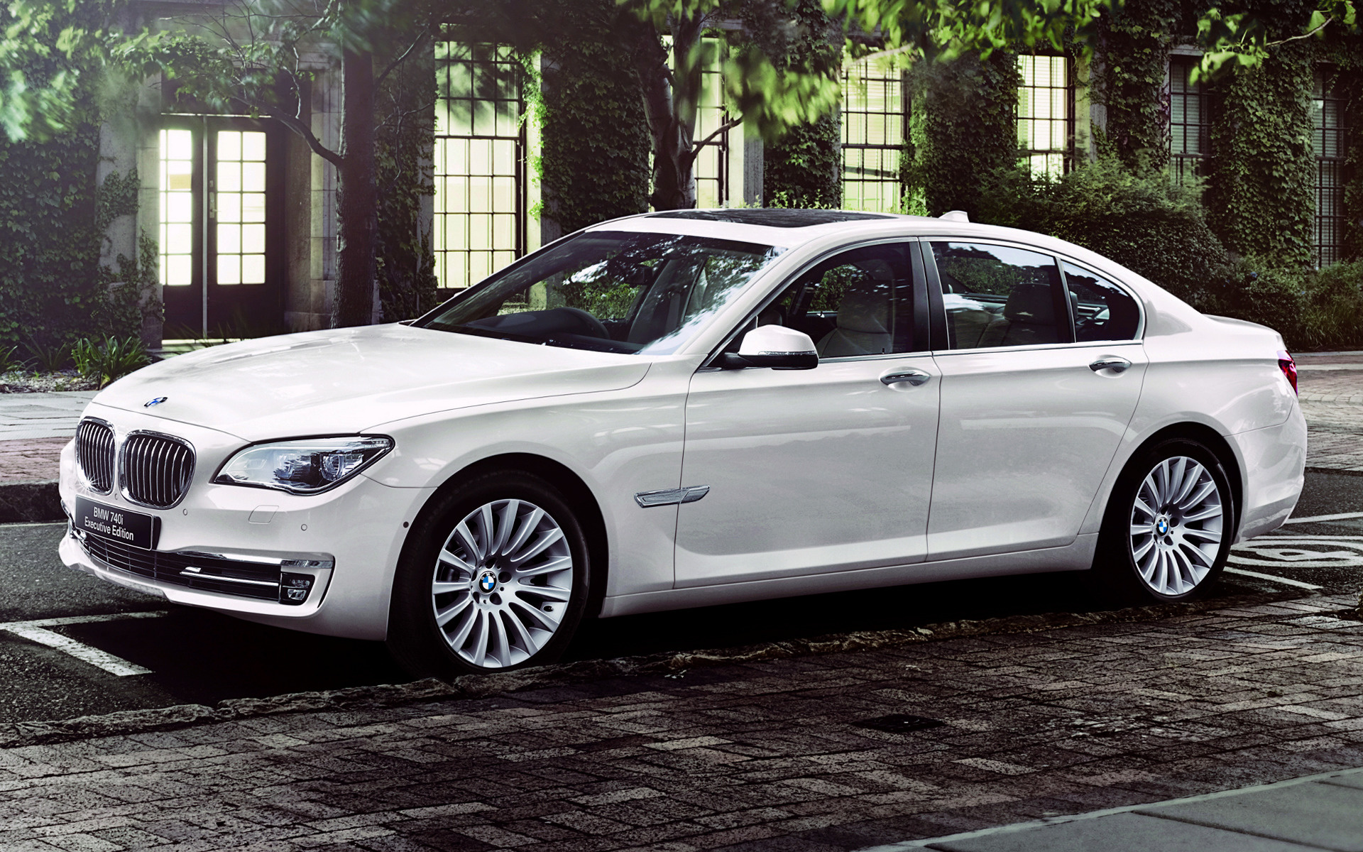 2014 Bmw 7 Series Executive Edition Jp Wallpapers And Hd Images Car Pixel