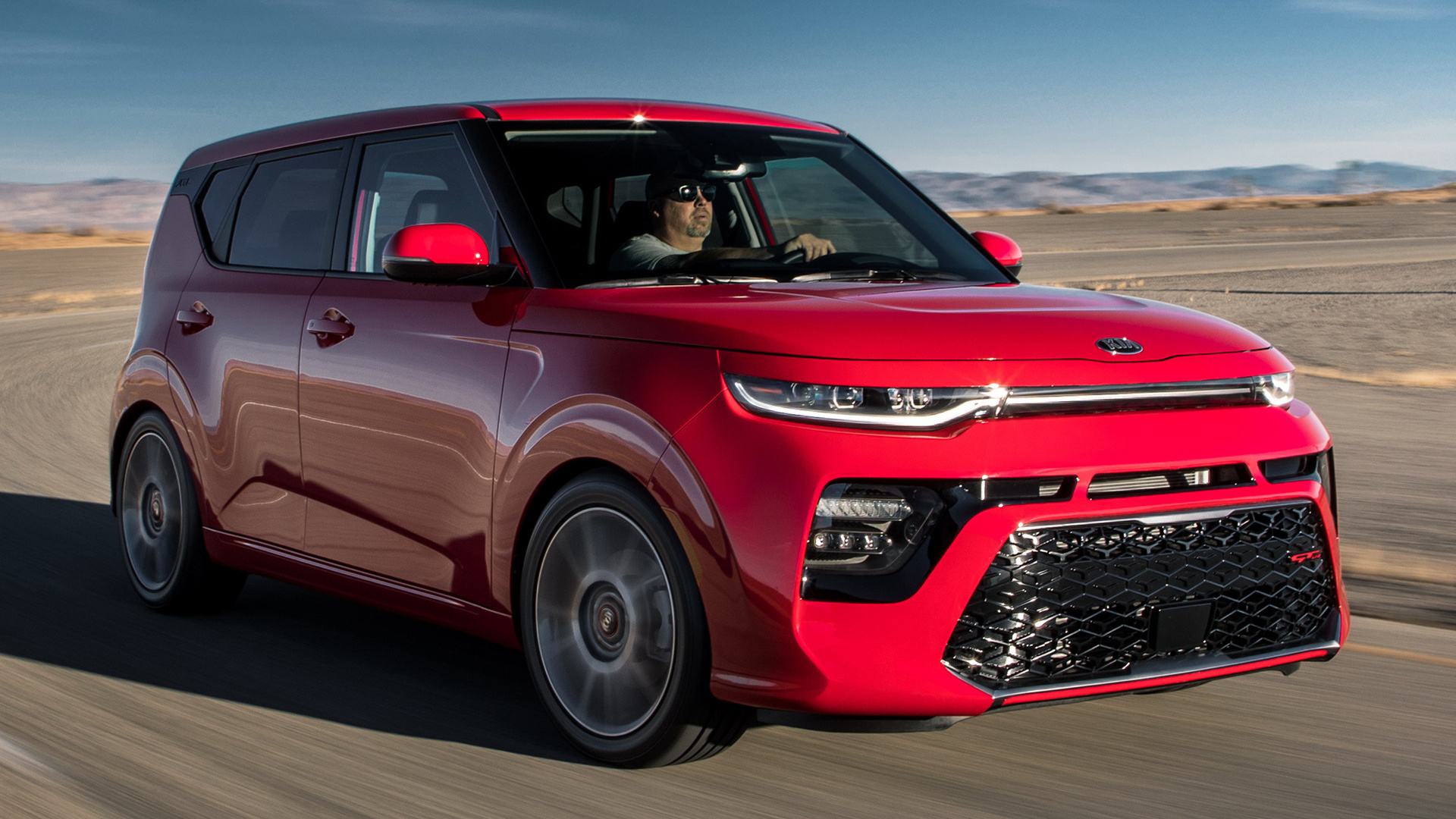 Kia Soul Ev >> 2020 Kia Soul GT-Line (US) - Wallpapers and HD Images | Car Pixel