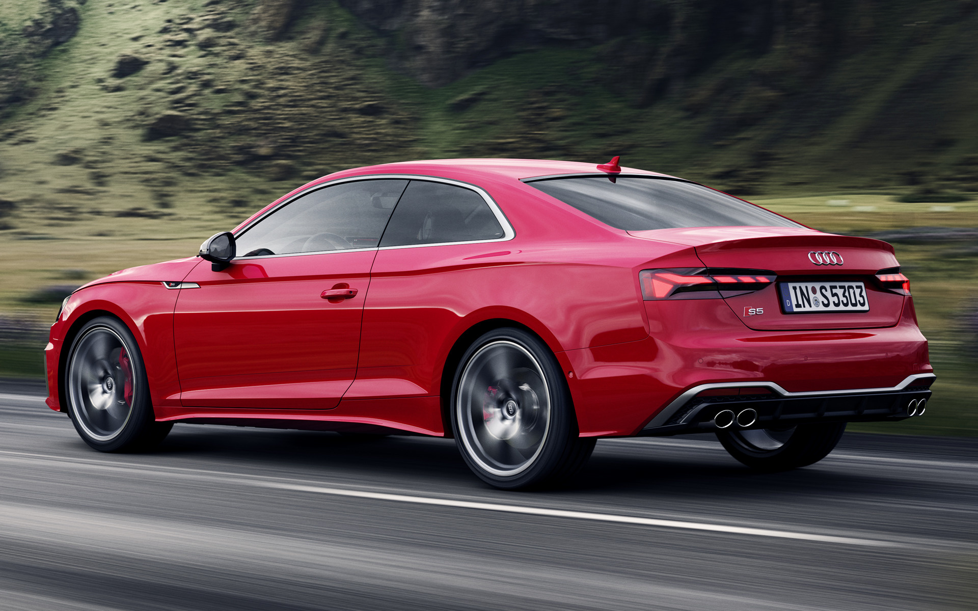 2020 Audi S5 Coupe Wallpapers And Hd Images Car Pixel