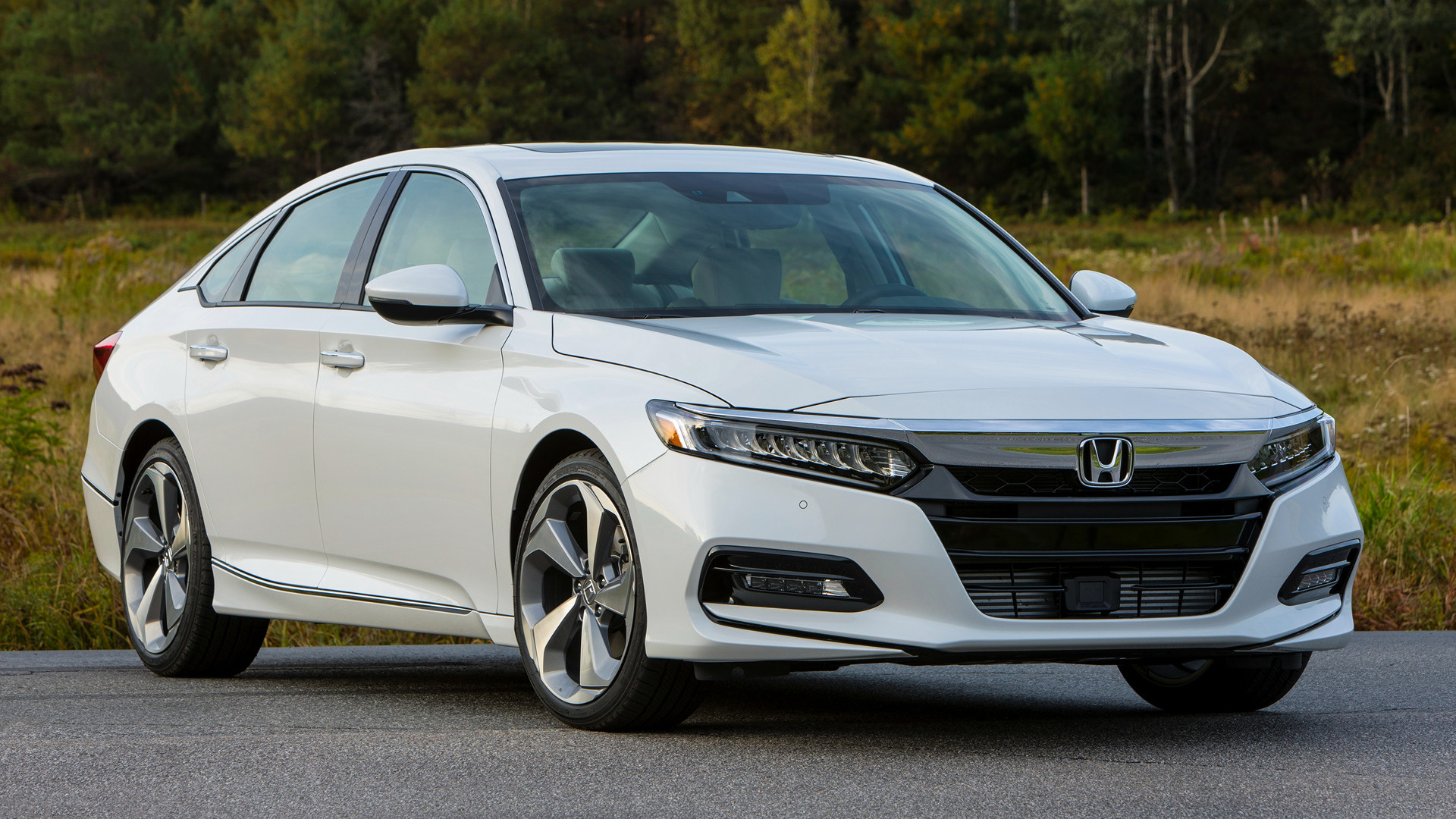 2018 honda accord touring wallpapers and hd images car. Black Bedroom Furniture Sets. Home Design Ideas