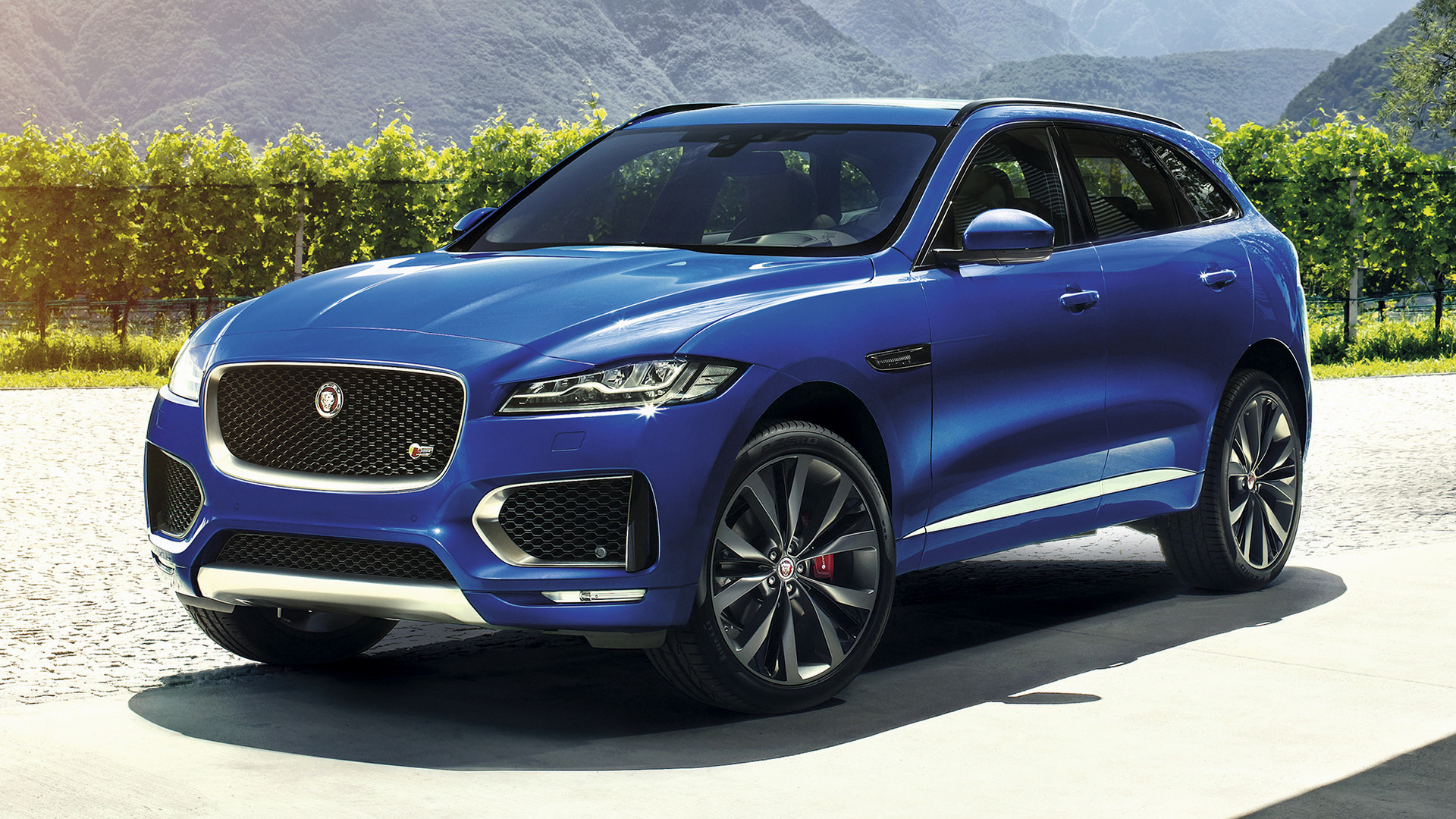 Jaguar F-Pace S (2016) Wallpapers and HD Images - Car Pixel
