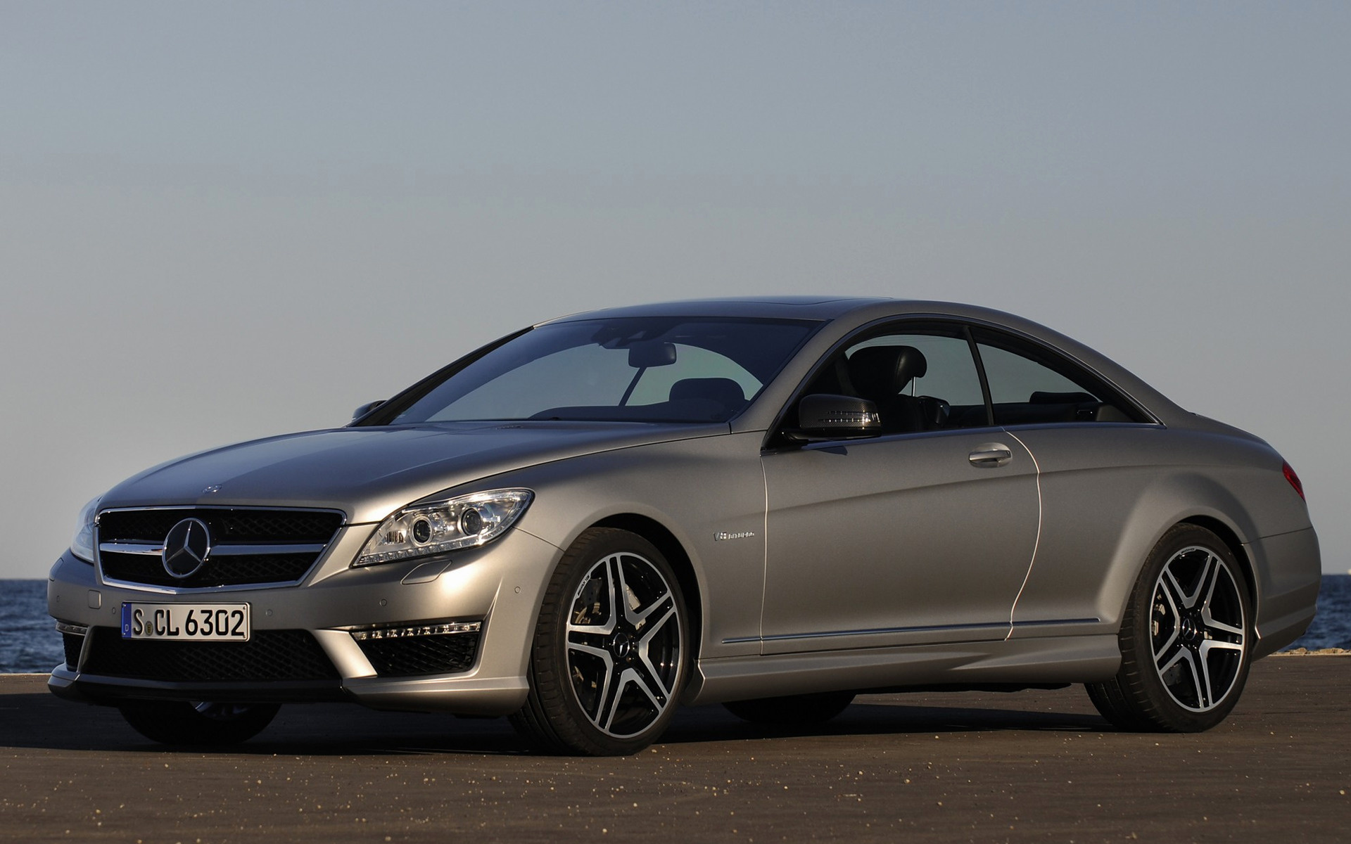 mercedes cl63 amg hd - photo #38