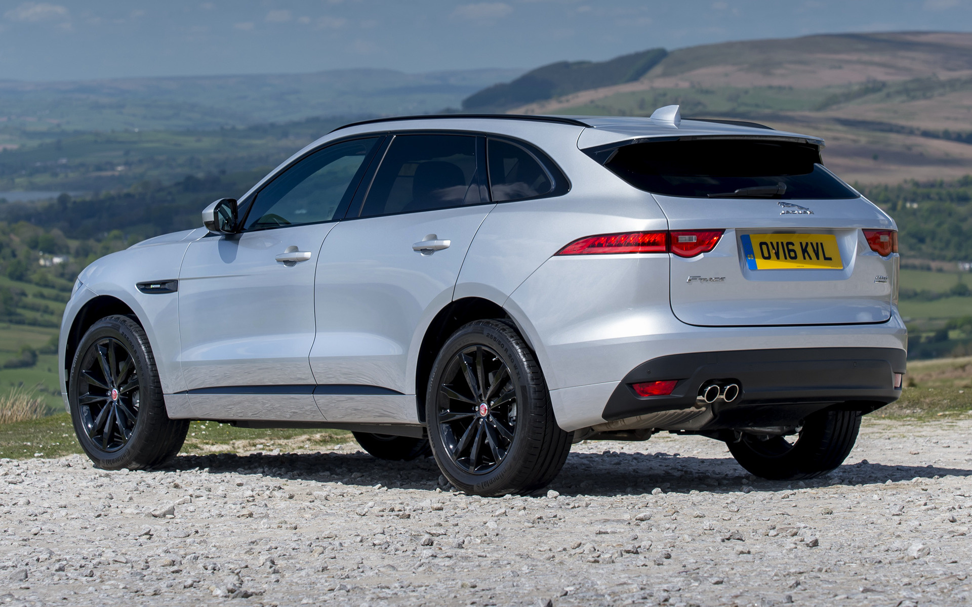 Land Rover Discovery Sport >> 2016 Jaguar F-Pace R-Sport (UK) - Wallpapers and HD Images ...