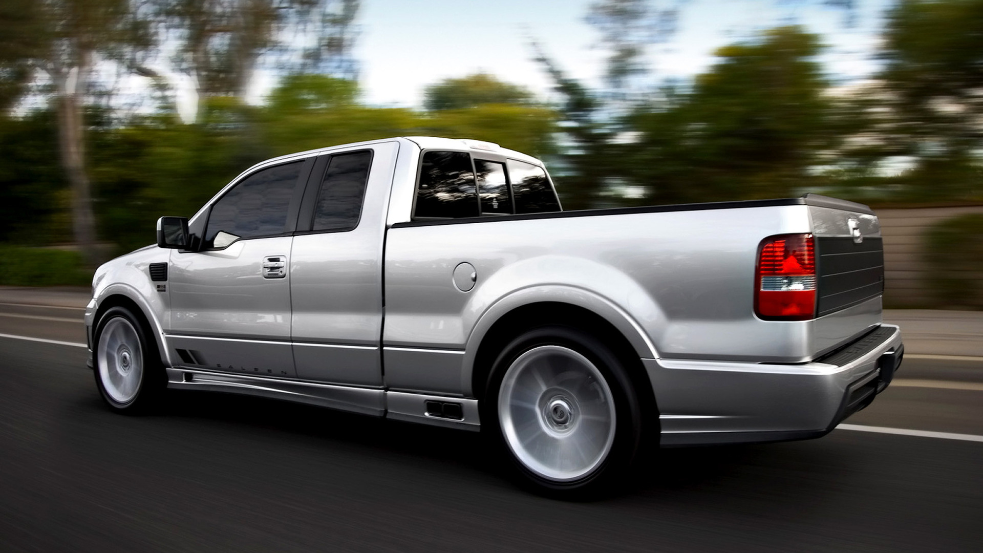 f 150 crew cab saleen s331 pic autos post. Black Bedroom Furniture Sets. Home Design Ideas