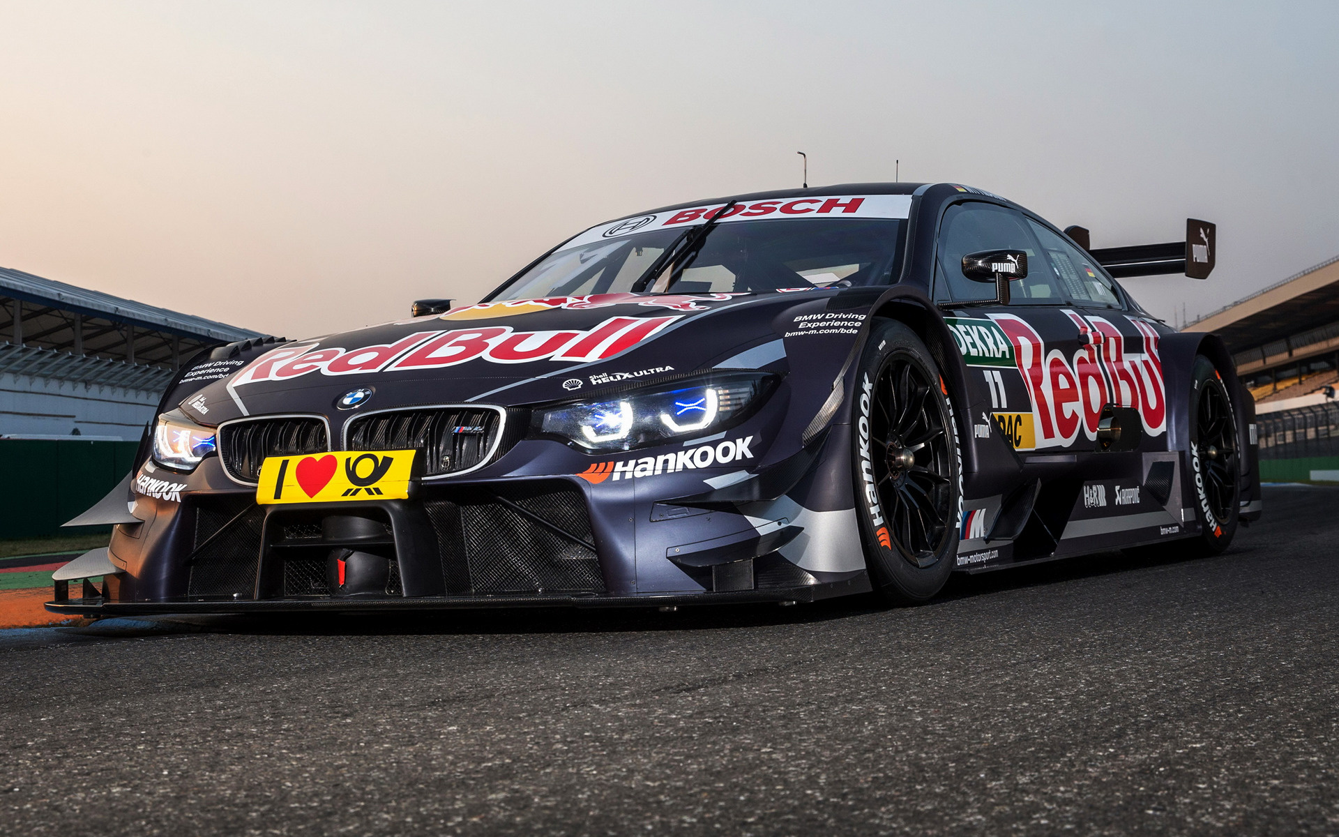 2017 BMW M4 DTM - Wallpapers and HD Images | Car Pixel
