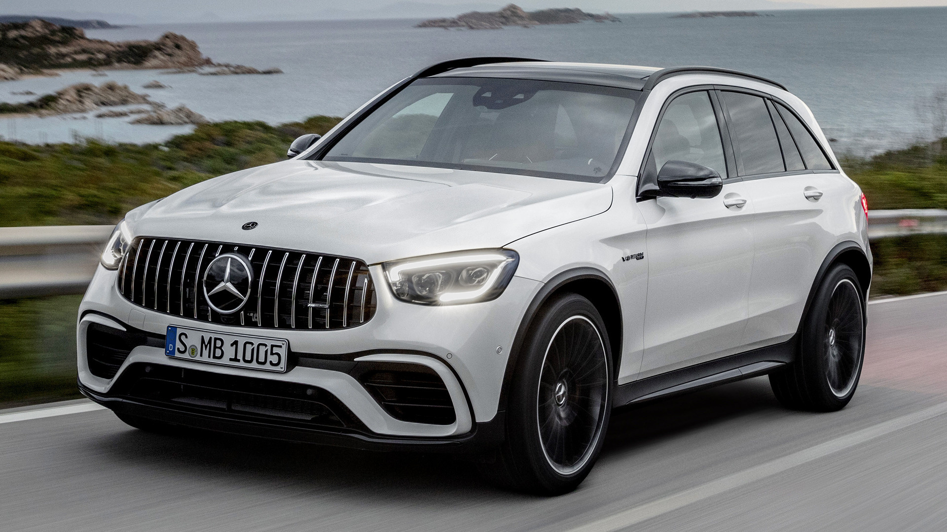 Ed Martin Honda >> 2019 Mercedes-AMG GLC 63 S - Wallpapers and HD Images ...