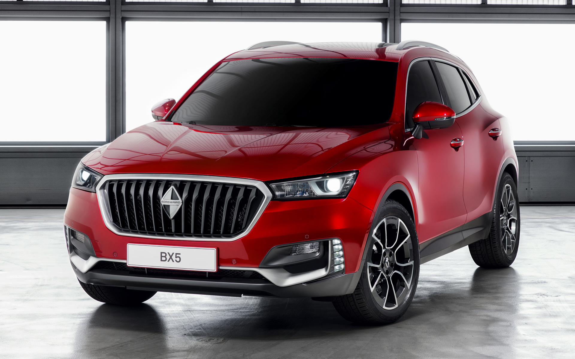 Borgward Bx5 Concept 2016 Wallpapers And Hd Images Car