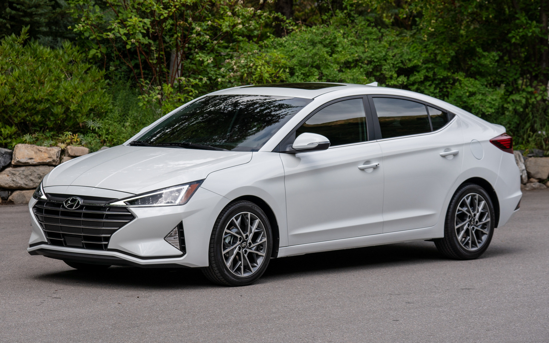 2019 Hyundai Elantra Wallpapers And Hd Images Car Pixel