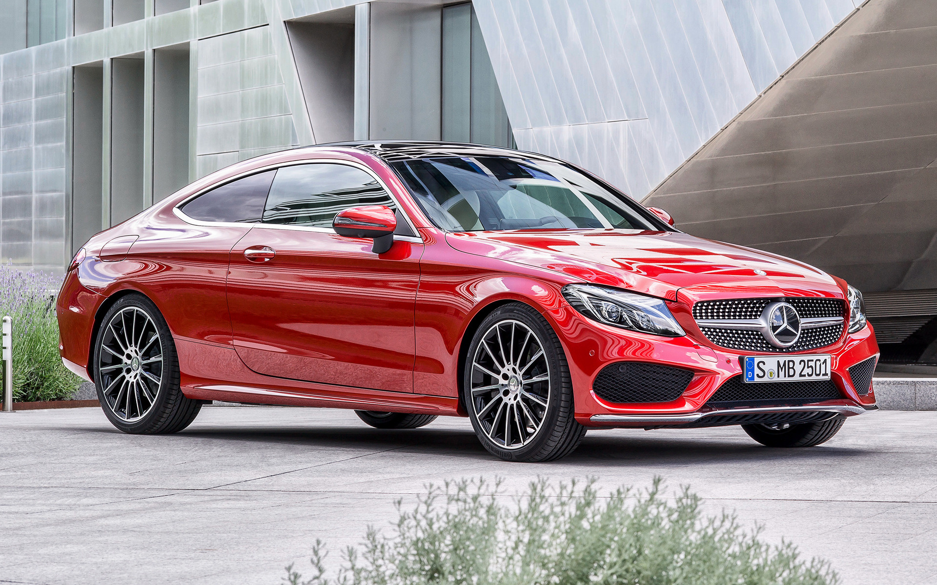Mercedes benz c class coupe amg line 2015 wallpapers and for 2015 mercedes benz c class coupe