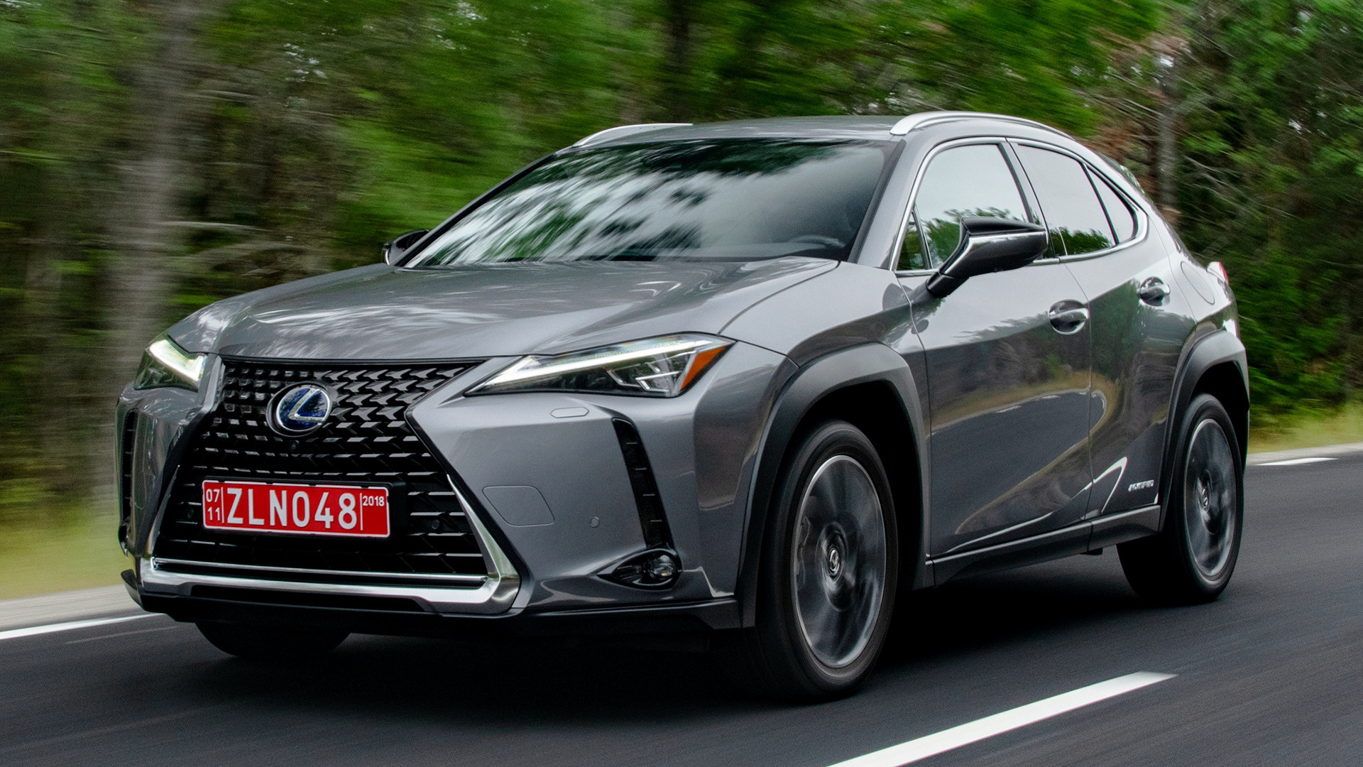 Lexus Ux Hybrid 2018 Wallpapers And Hd Images Car Pixel