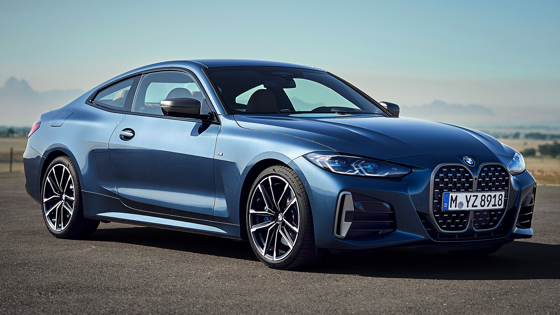 2020 BMW M440i Coupe - Wallpapers and HD Images | Car Pixel