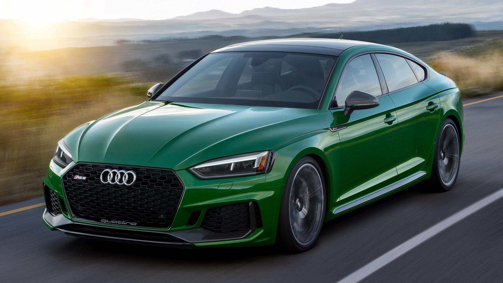 2019 Audi Rs 5 Sportback Us Fondos De Pantalla E