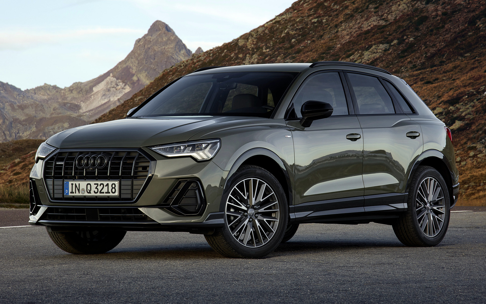 2018 Audi Q3 Edition One - Wallpapers and HD Images | Car ...