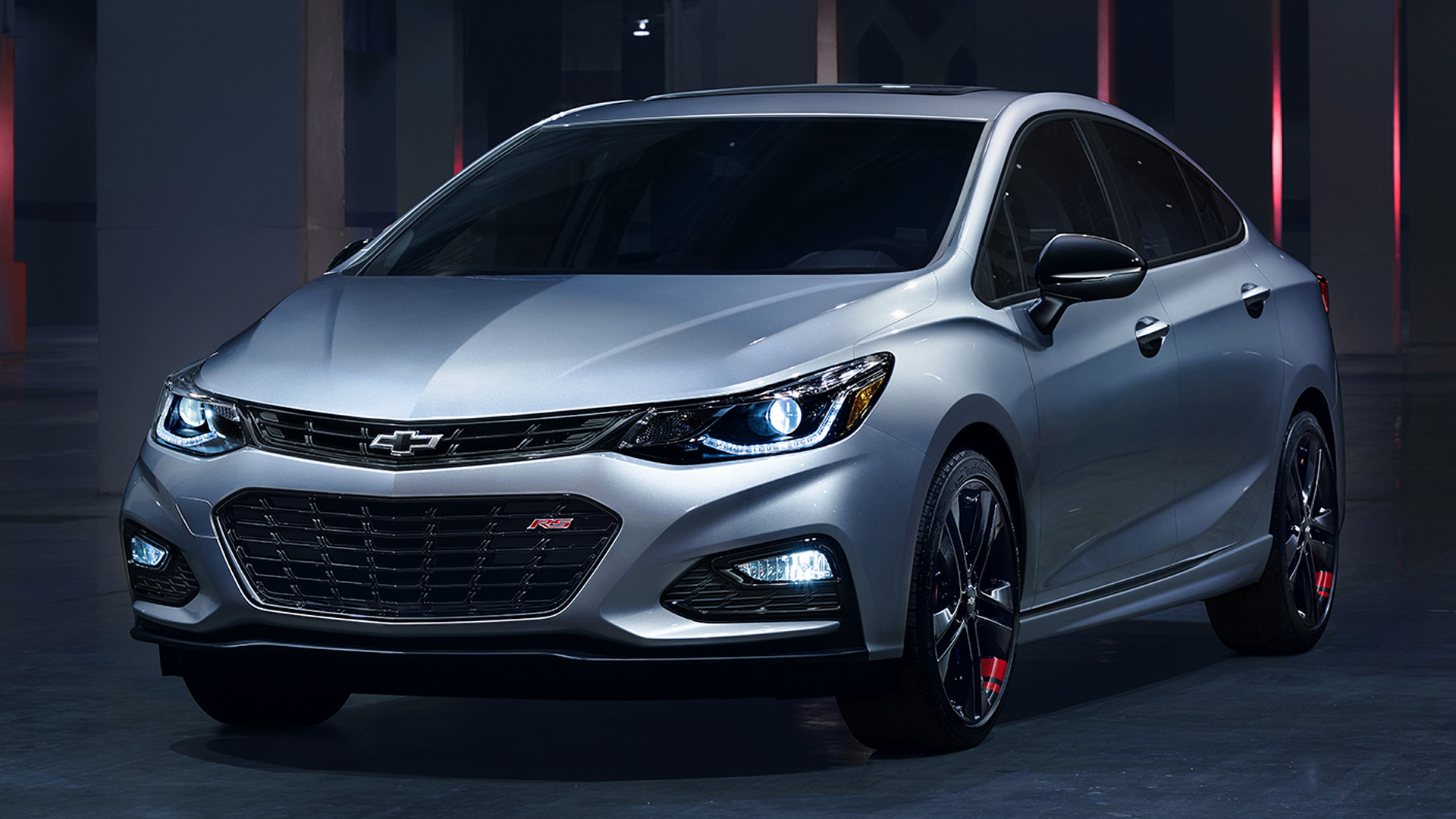 2017 Chevrolet Cruze RS Redline - Wallpapers and HD Images ...