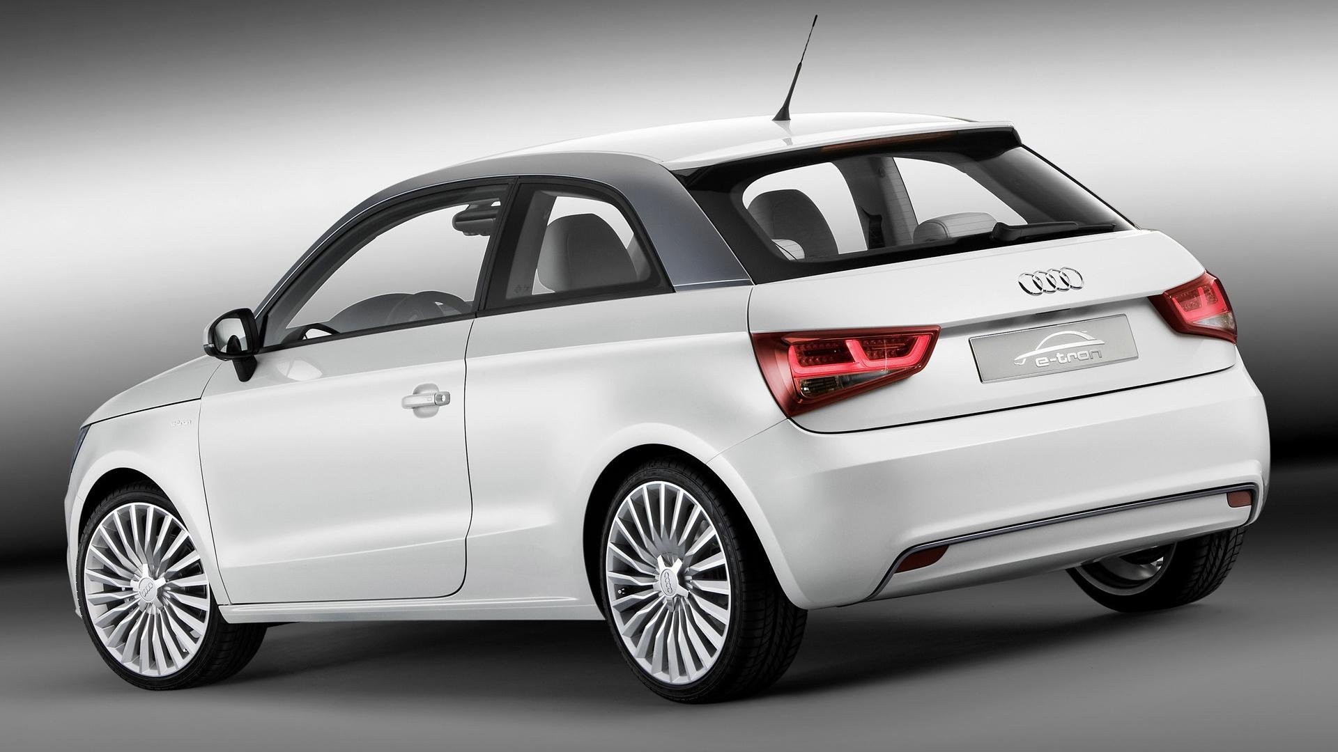 2010 Audi A1 E-tron Concept