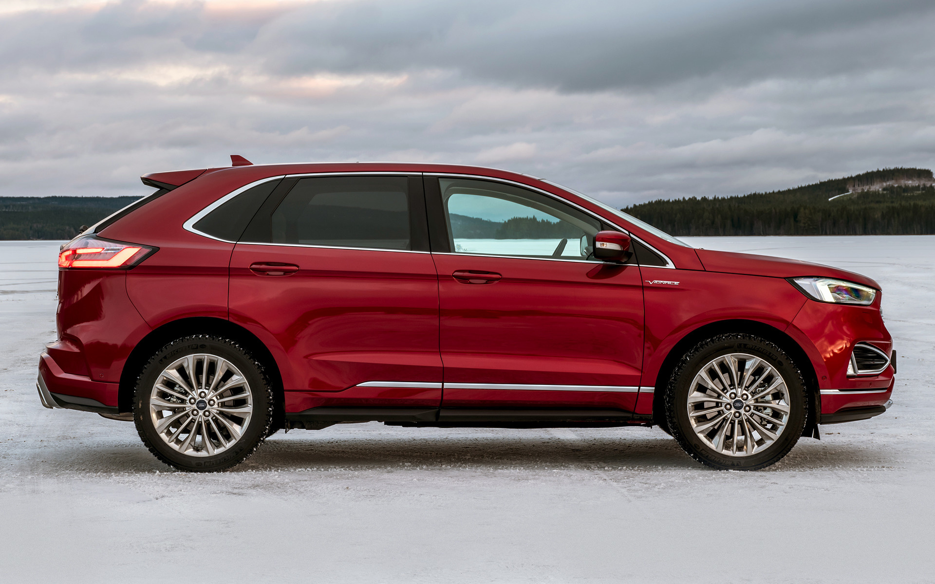 2019 ford edge vignale eu wallpapers and hd images. Black Bedroom Furniture Sets. Home Design Ideas