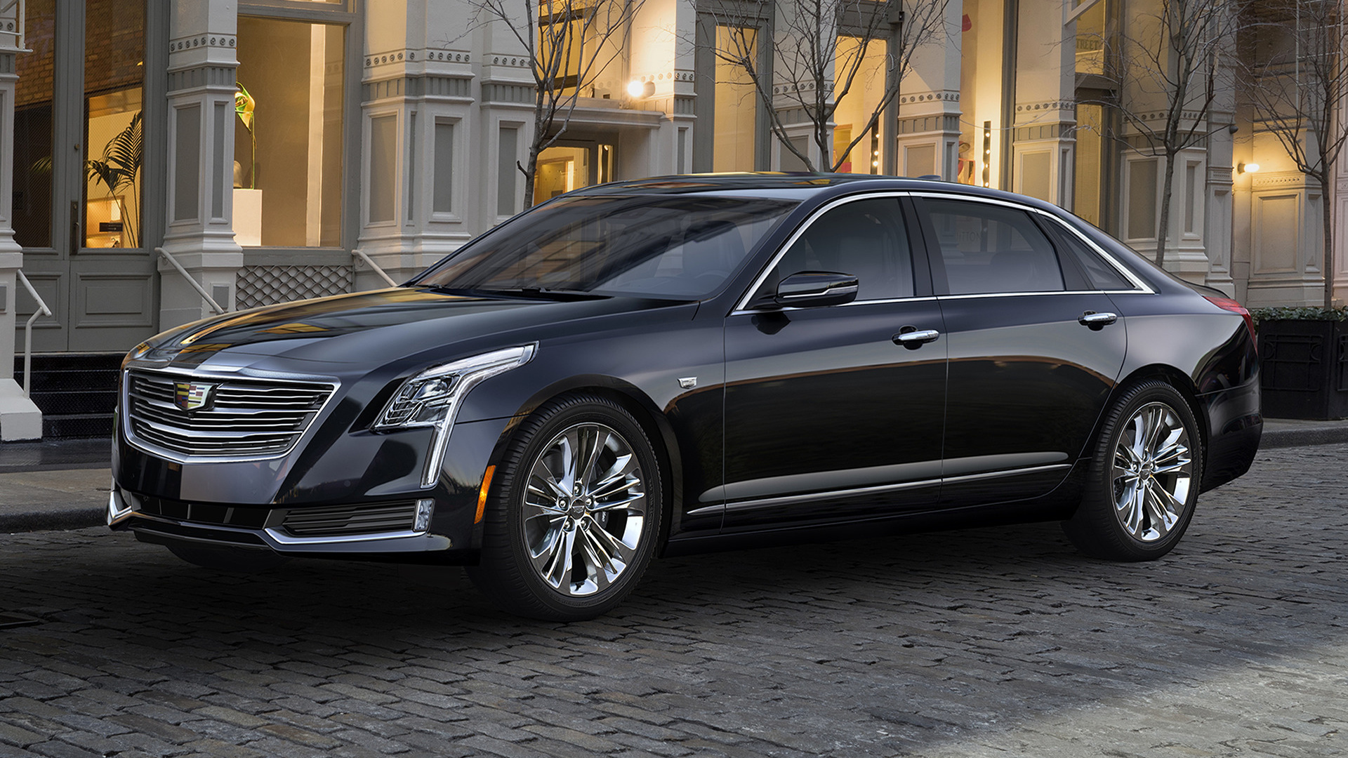 Cadillac CT6 (2016) Wallpapers and HD Images - Car Pixel