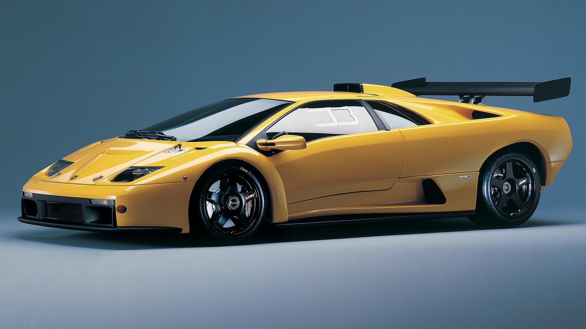 Lamborghini Diablo Gtr 2000 Wallpapers And Hd Images Car Pixel
