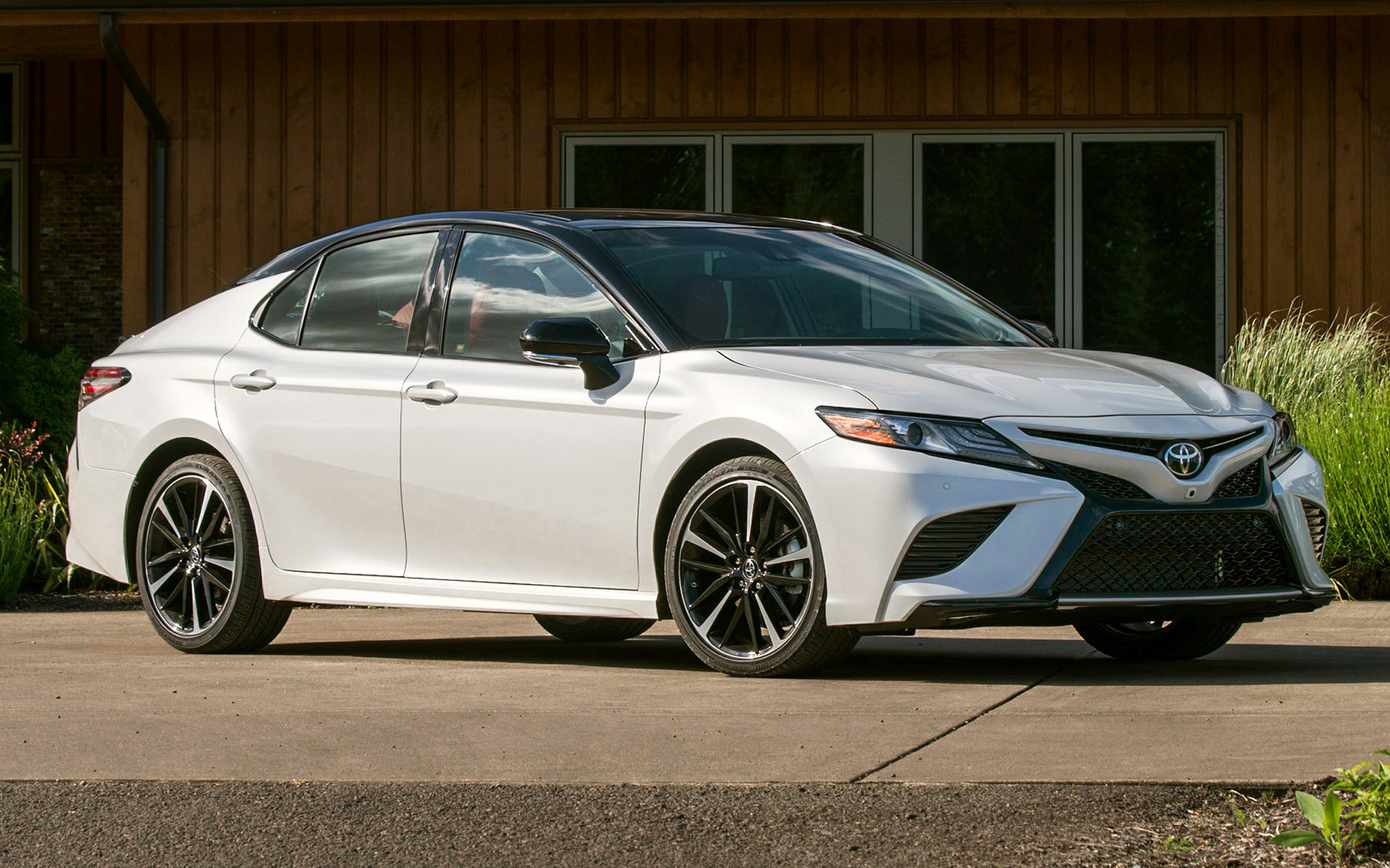 2018 Toyota Camry Xse Wallpapers And Hd Images Car Pixel