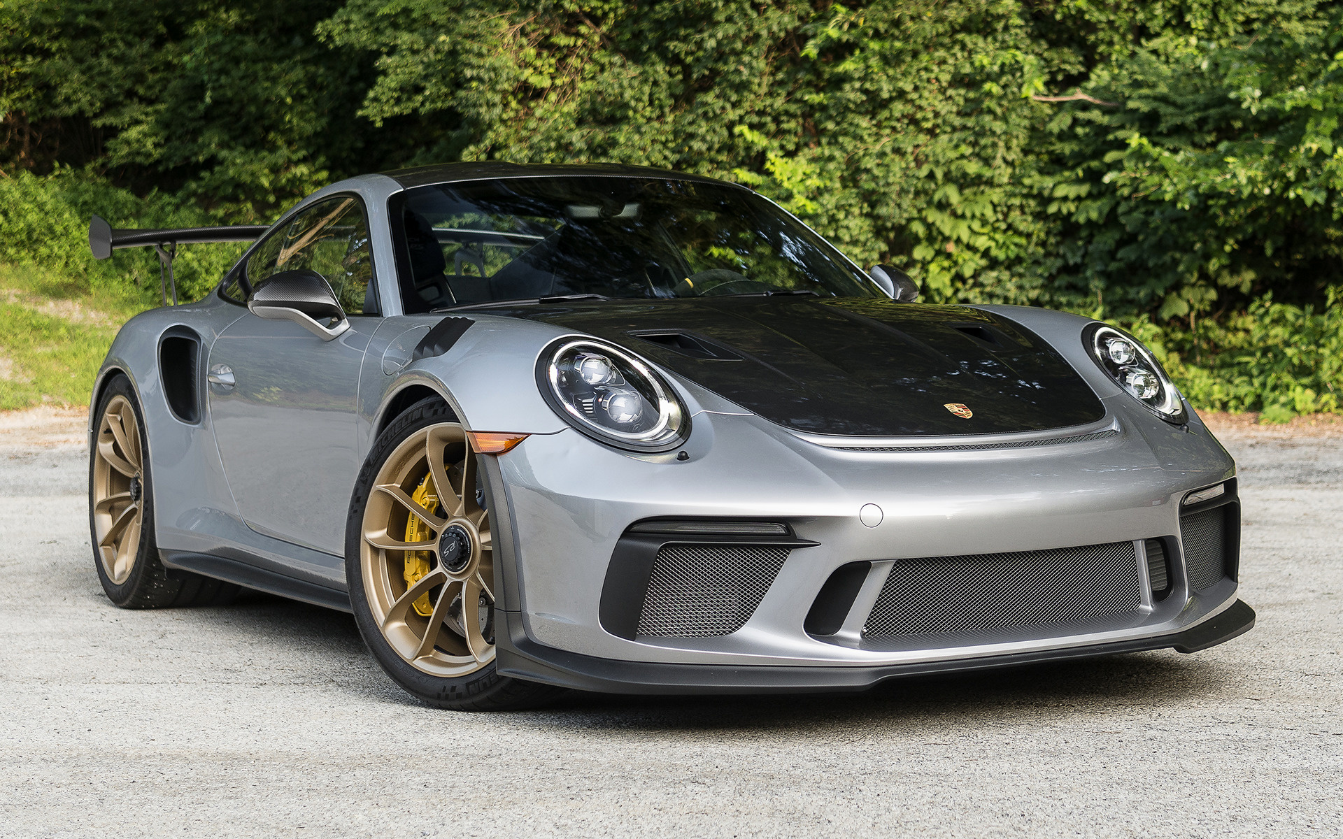 2019 Porsche 911 GT3 RS Weissach Package (US) - Wallpapers ...
