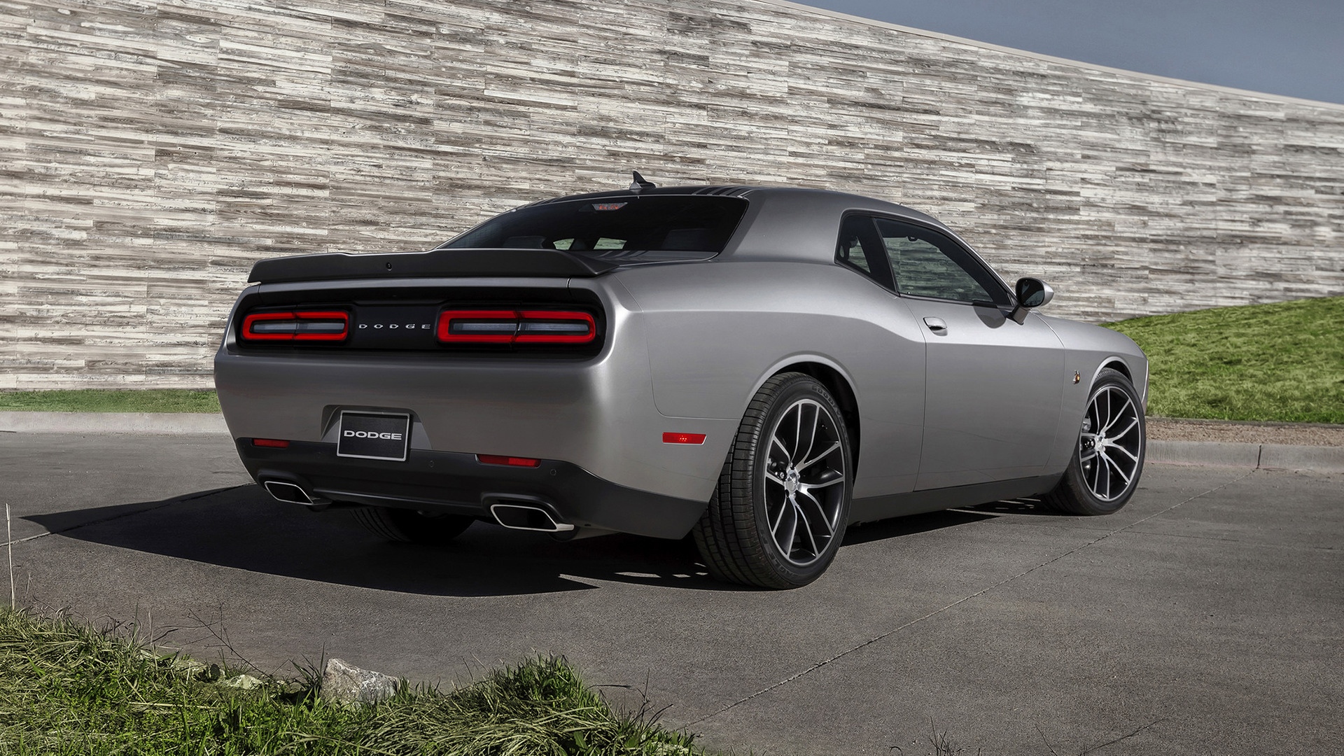 dodge challenger rt scat pack shaker wallpapers  hd images car pixel