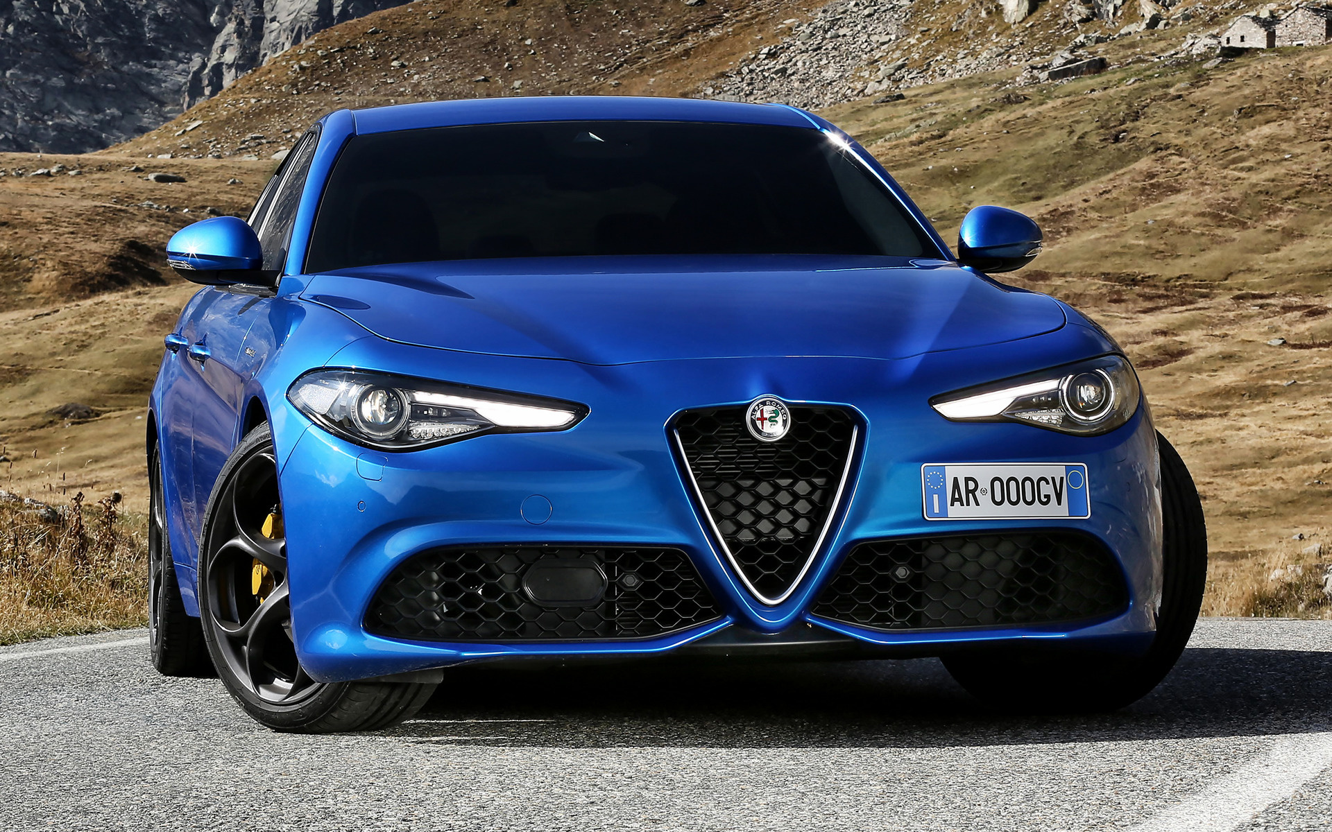 Alfa Romeo Giulia Veloce >> Alfa Romeo Giulia Veloce (2016) Wallpapers and HD Images ...