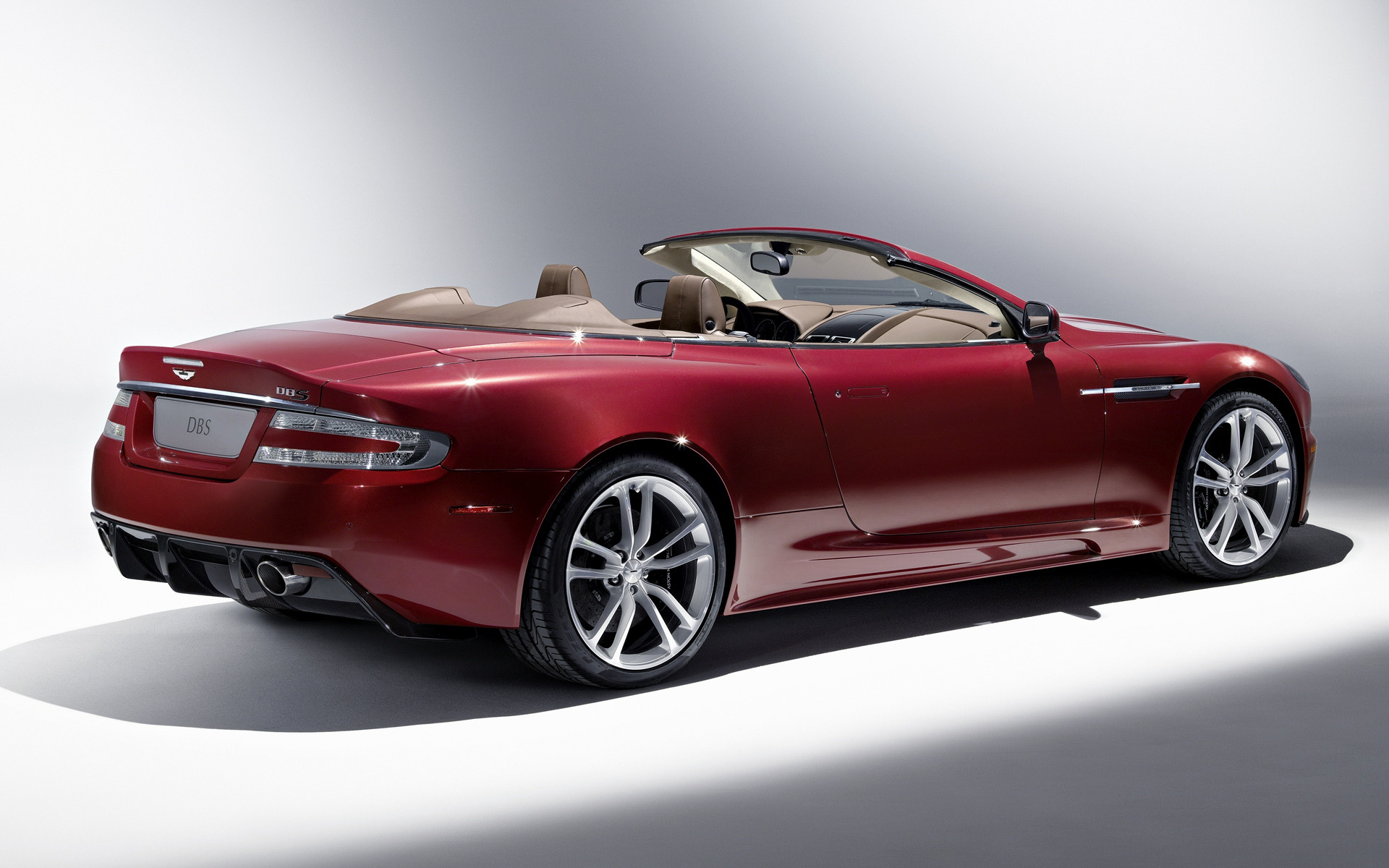 Aston Martin Dbs Volante 2009 Us Wallpapers And Hd Images Car Pixel