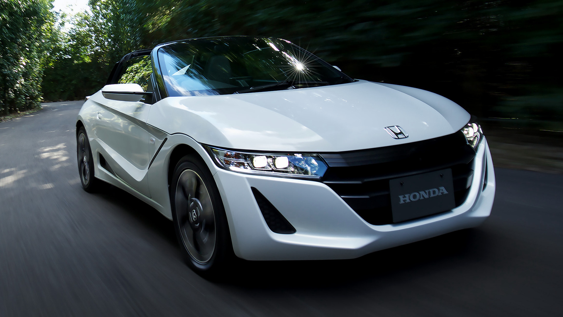 Dodge Ram 2015 >> 2015 Honda S660 - Wallpapers and HD Images | Car Pixel
