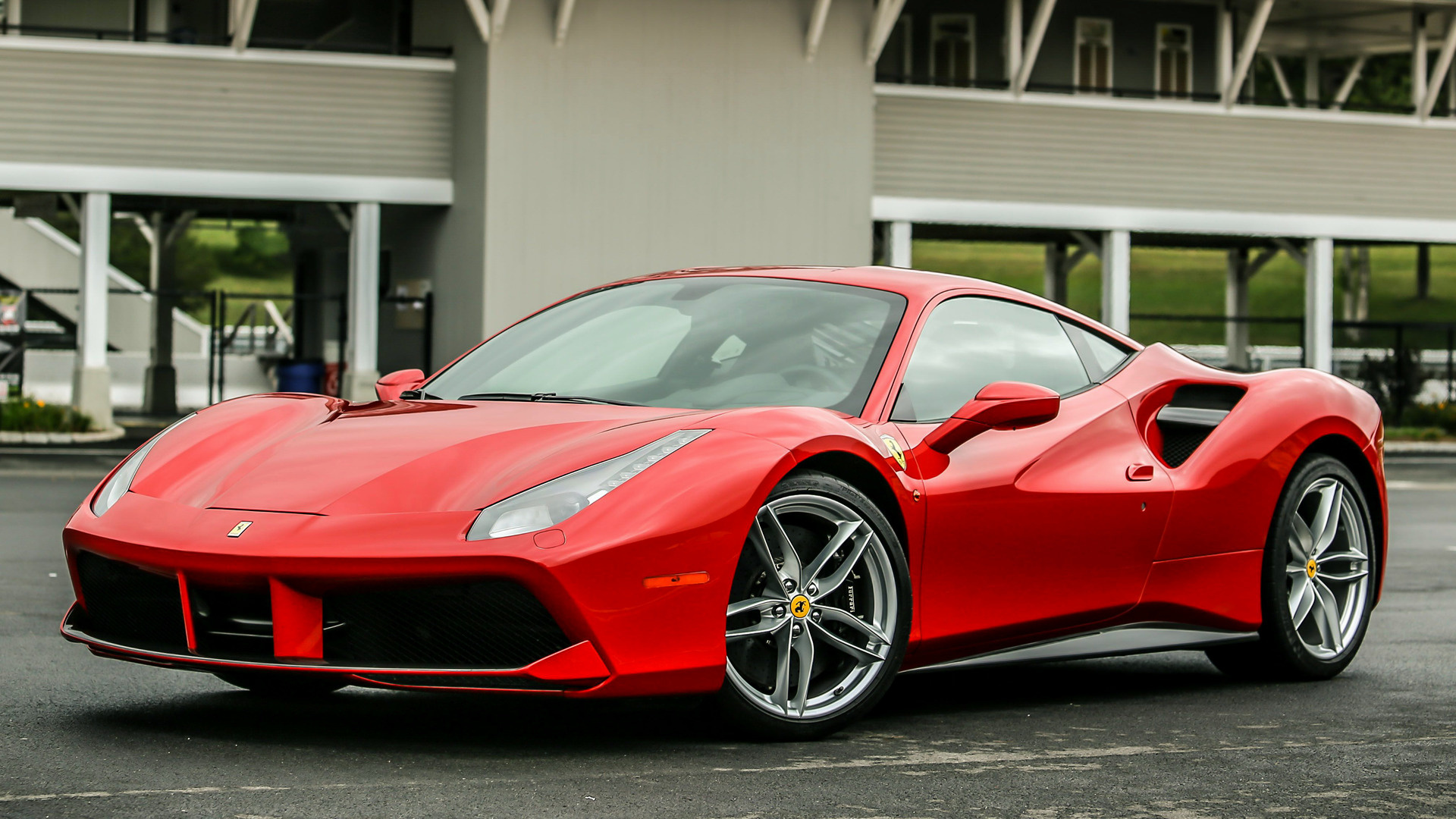 2015 Ferrari 488 Gtb Us Wallpapers And Hd Images Car Pixel