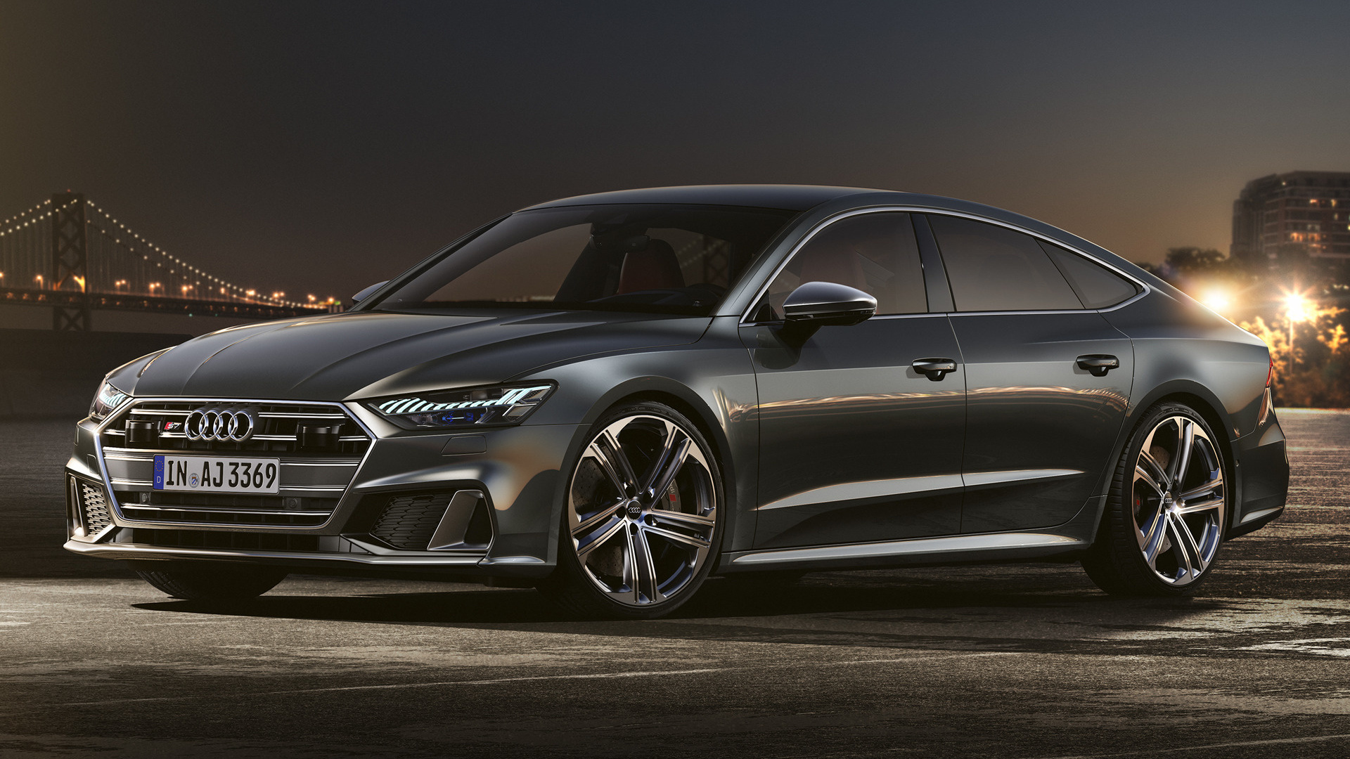 2019 Audi S7 Sportback Wallpapers And Hd Images Car Pixel