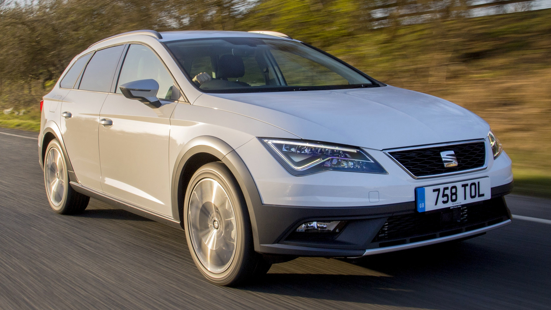 2017 seat leon x perience uk wallpapers and hd images. Black Bedroom Furniture Sets. Home Design Ideas