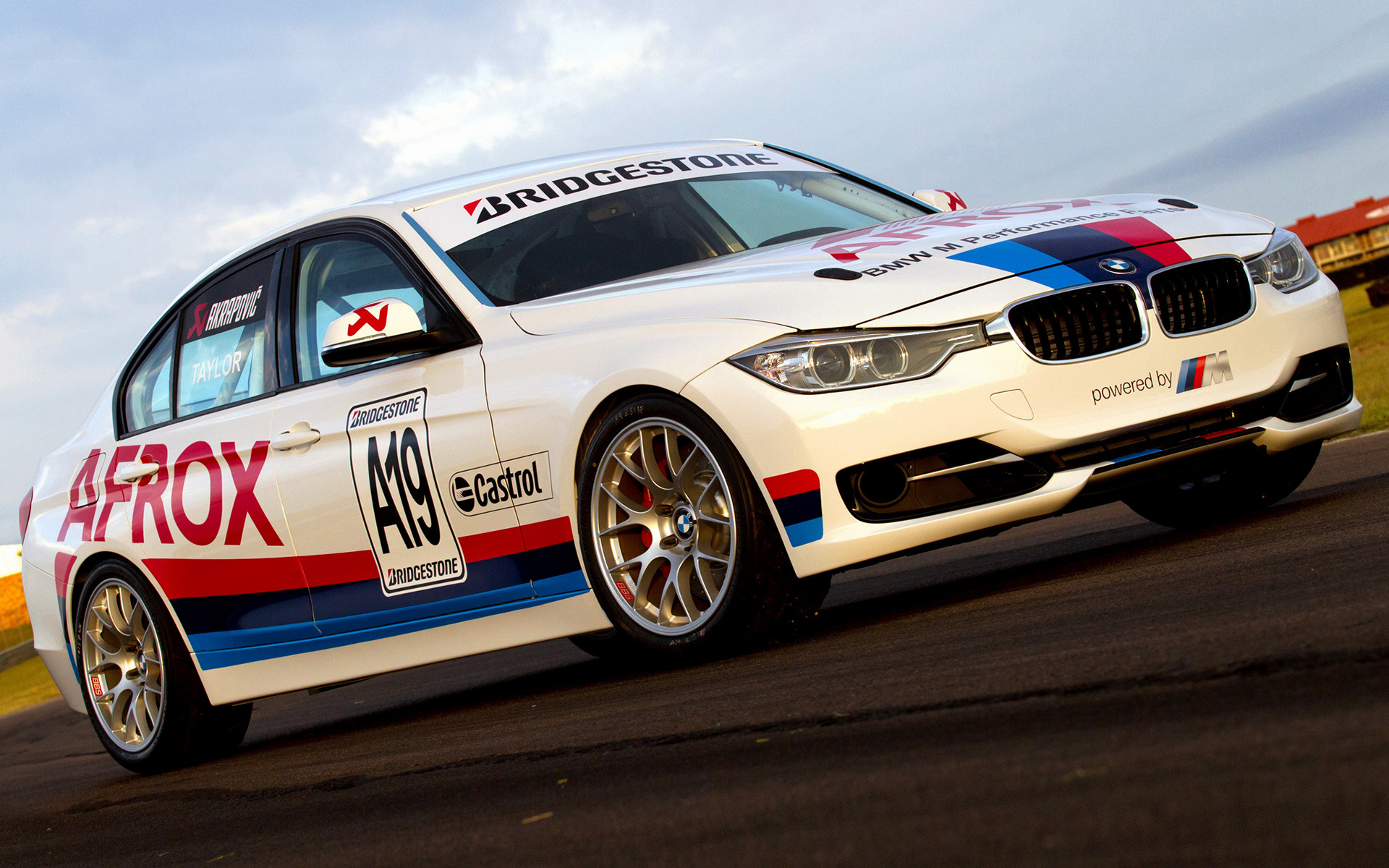 2012 Bmw 3 Series Race Car Wallpapers And Hd Images