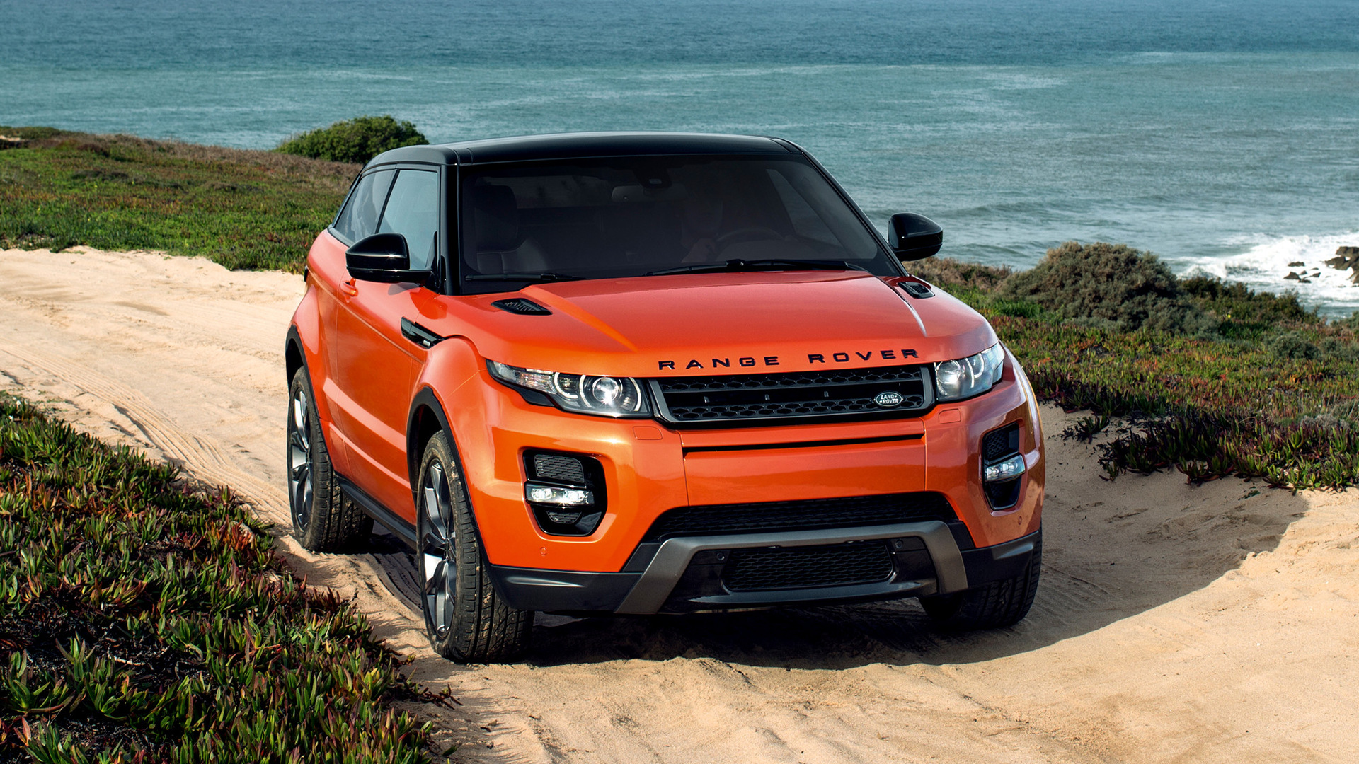 Range Rover Evoque Coupe Autobiography Dynamic 2014 Wallpapers And
