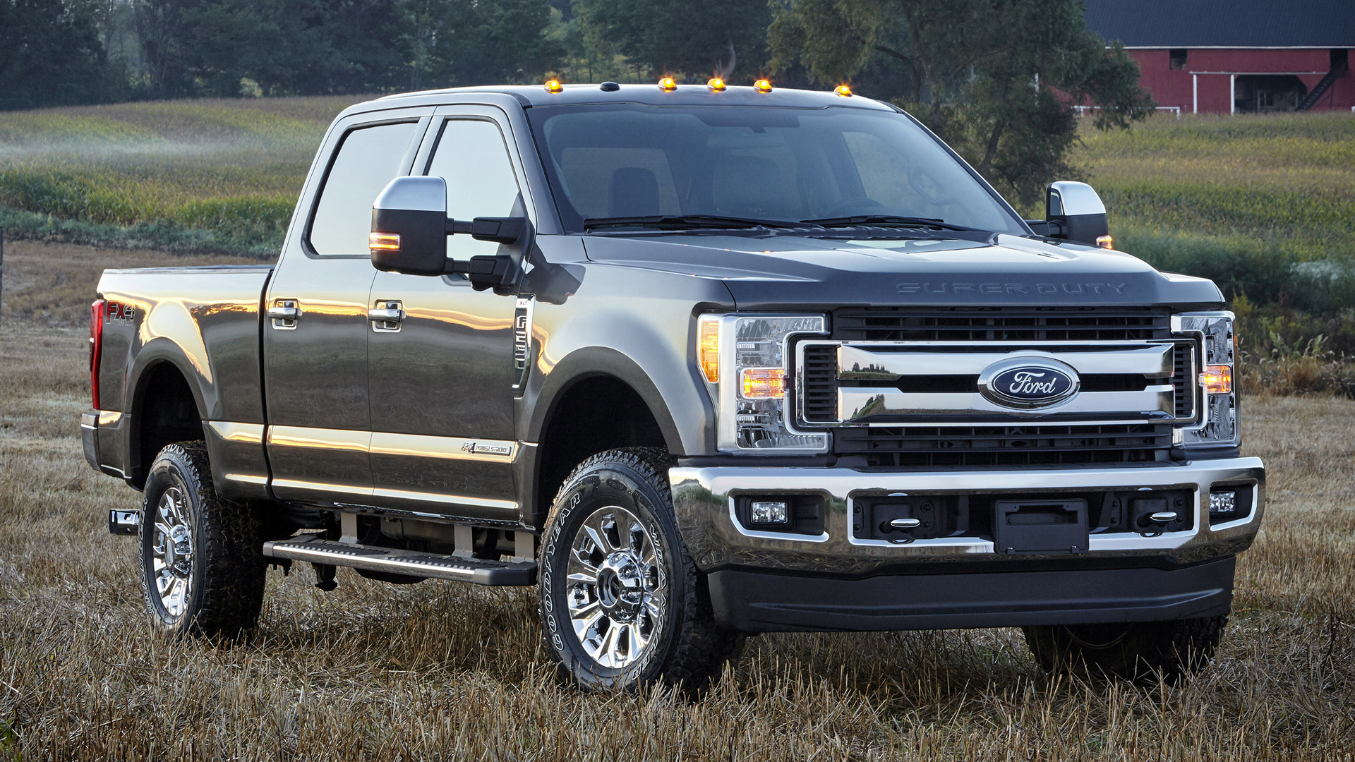 2017 F 350 Towing Capacity >> Ford F-250 XLT FX4 Crew Cab (2017) Wallpapers and HD Images - Car Pixel