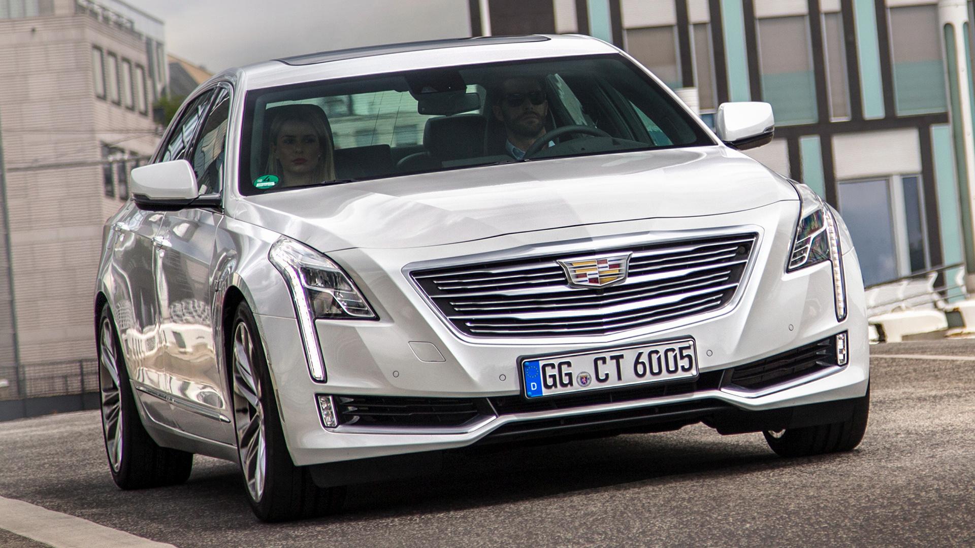 2016 Cadillac CT6 (EU) - Wallpapers and HD Images | Car Pixel