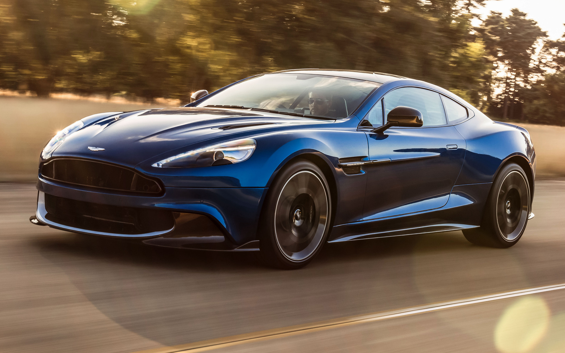 Aston Martin Vanquish S (2017) UK Wallpapers and HD Images ...