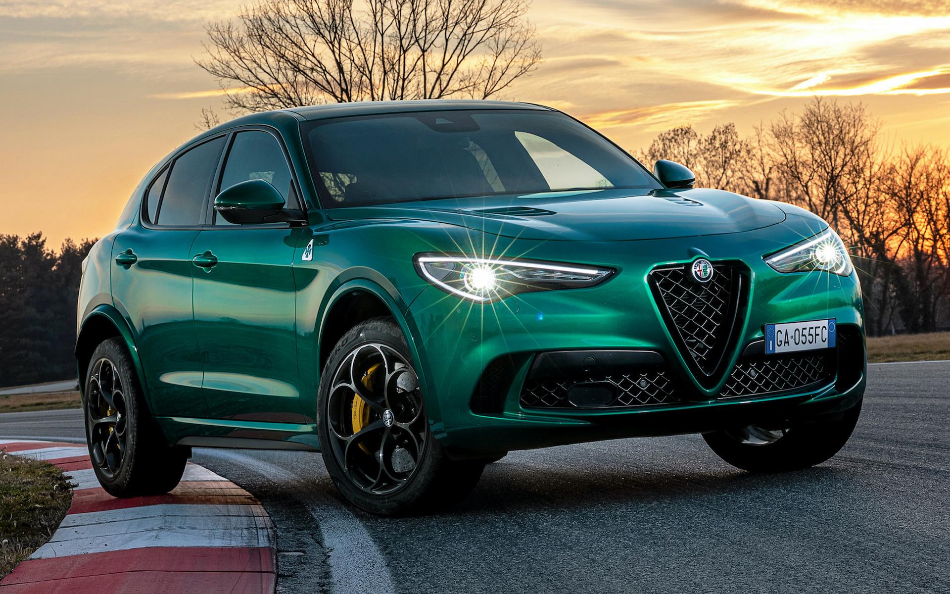 2020 Alfa Romeo Stelvio Quadrifoglio Papeis De Parede E Imagens De Fundo Em Hd Car Pixel