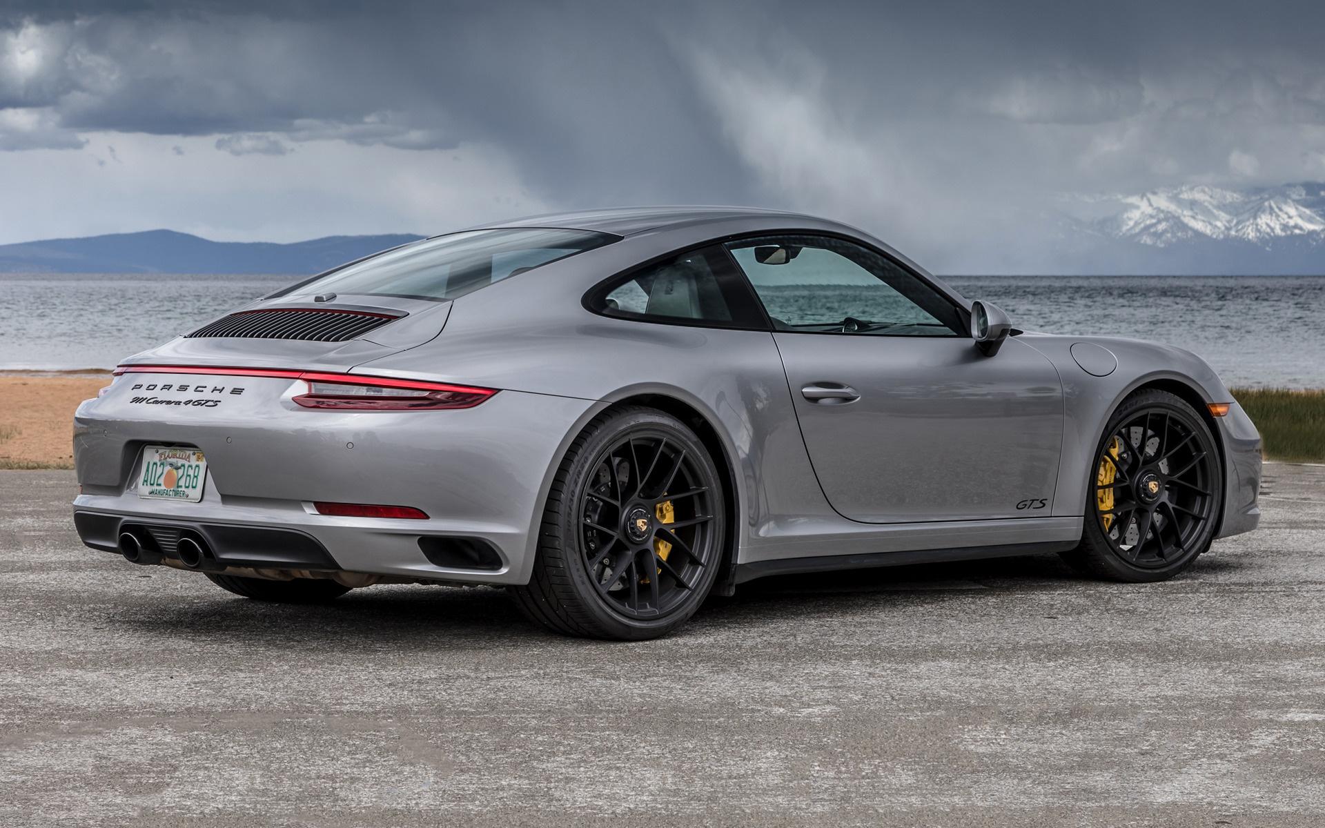 Porsche Carrera Gts Car Wallpaper
