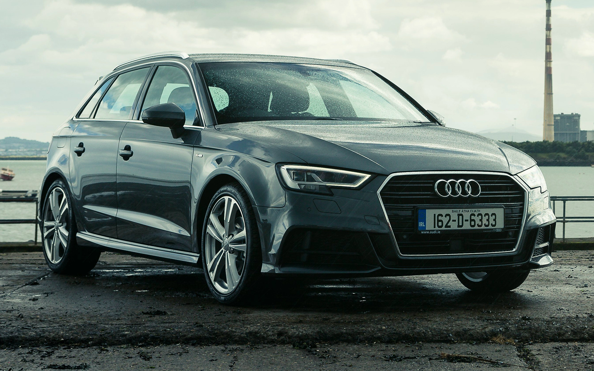 Audi A3 Sportback S line (2016) UK Wallpapers and HD ...